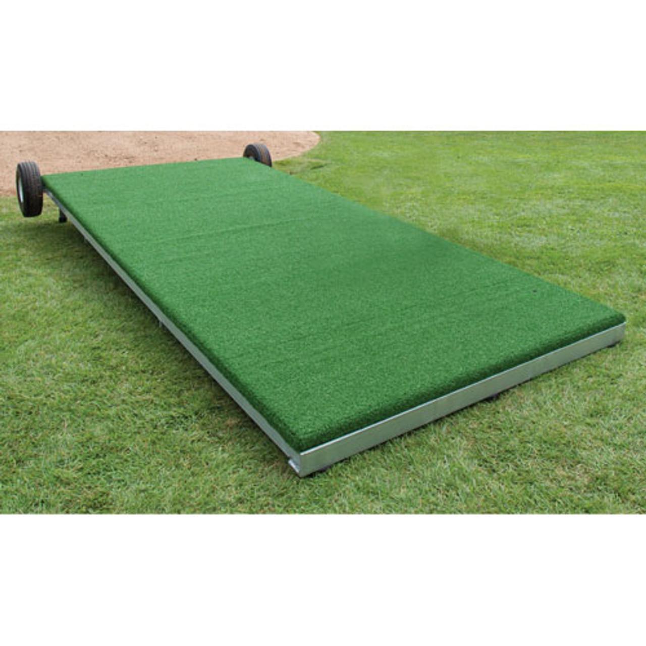 baseball Pitcher's Platform