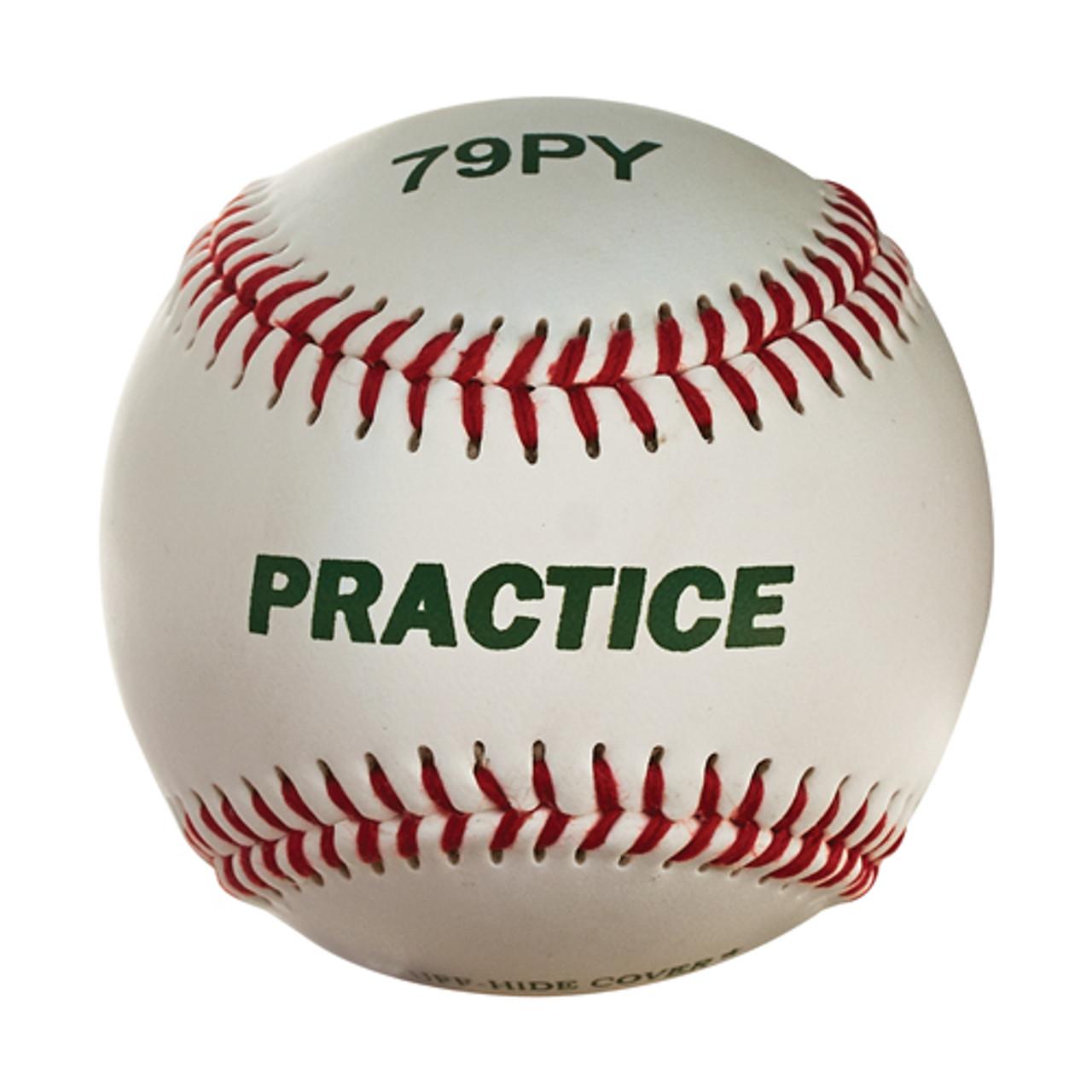 MacGregor #79 Practice Baseballs