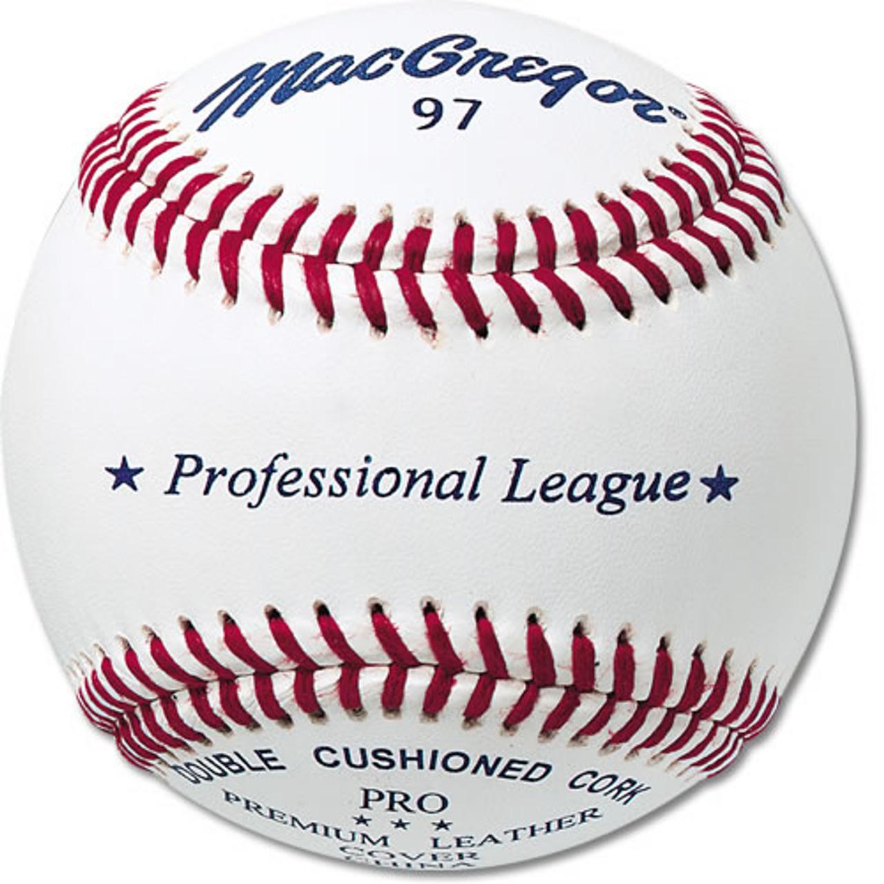 MacGregor #97 Professional League Baseballs