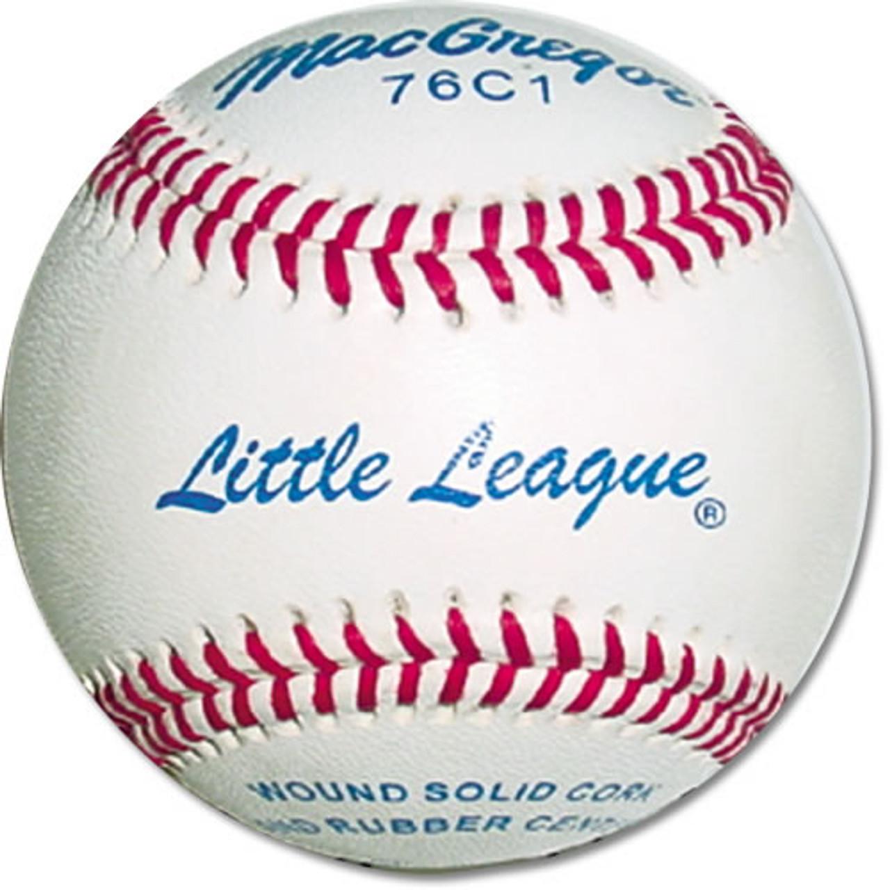 MacGregor #76 C1 Little League Baseballs