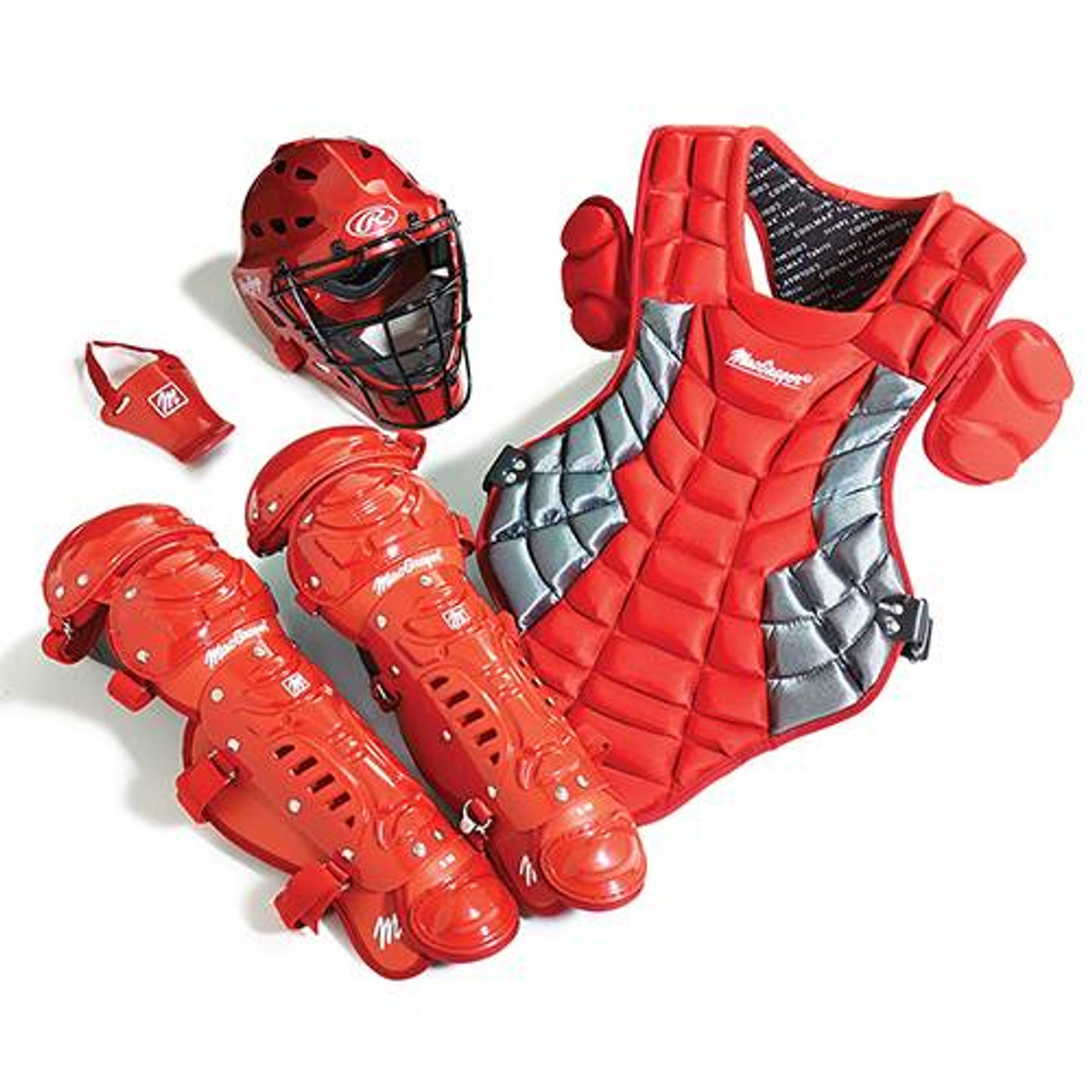 MacGregor baseball Youth Catcher's Gear Pack