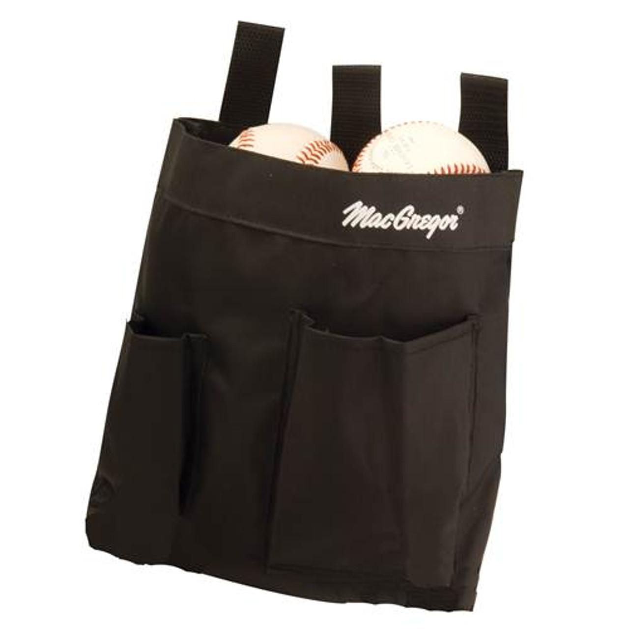 Baseball Umpire's Ball Bag