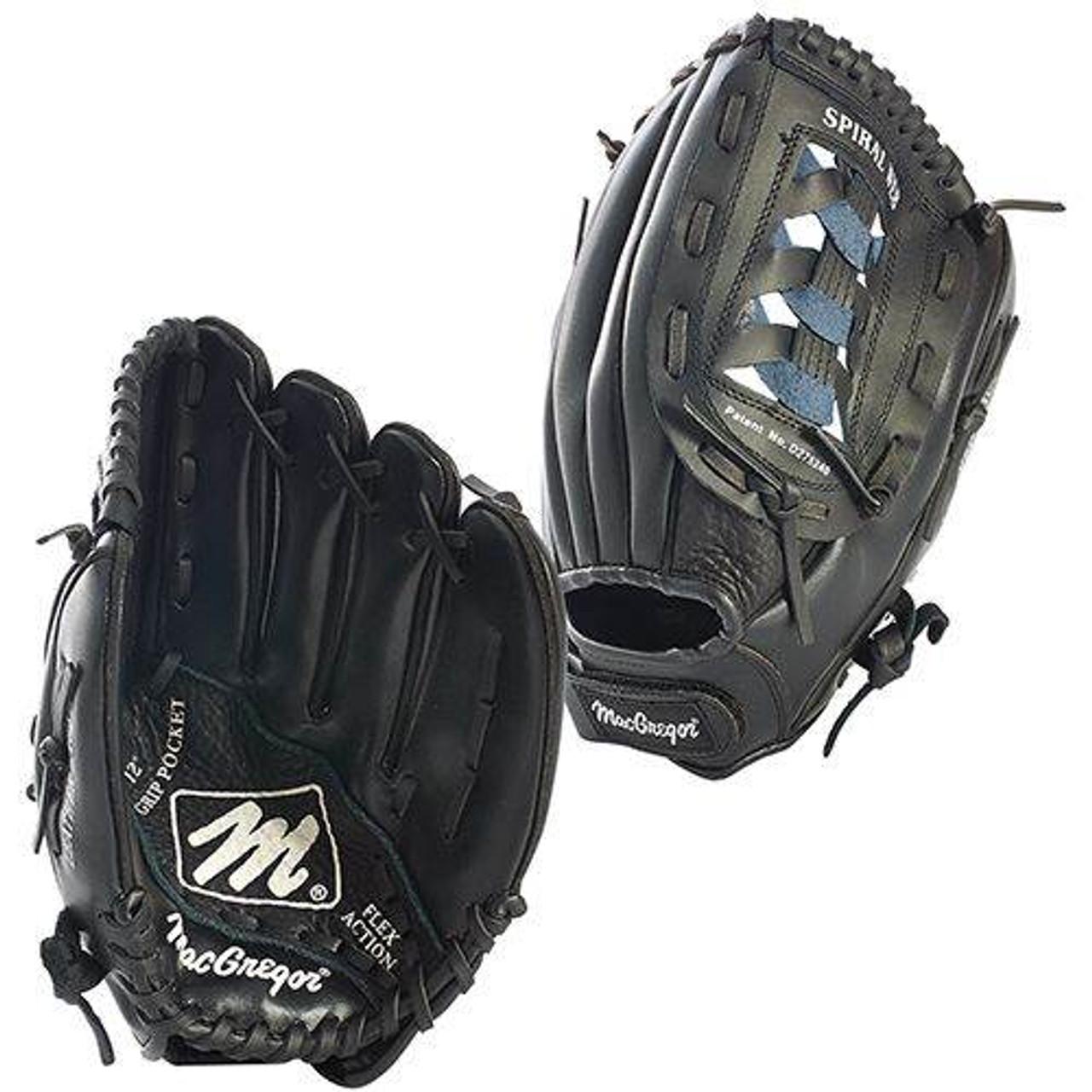 MacGregor 12'' Scholastic Field  Baseball Glove LH