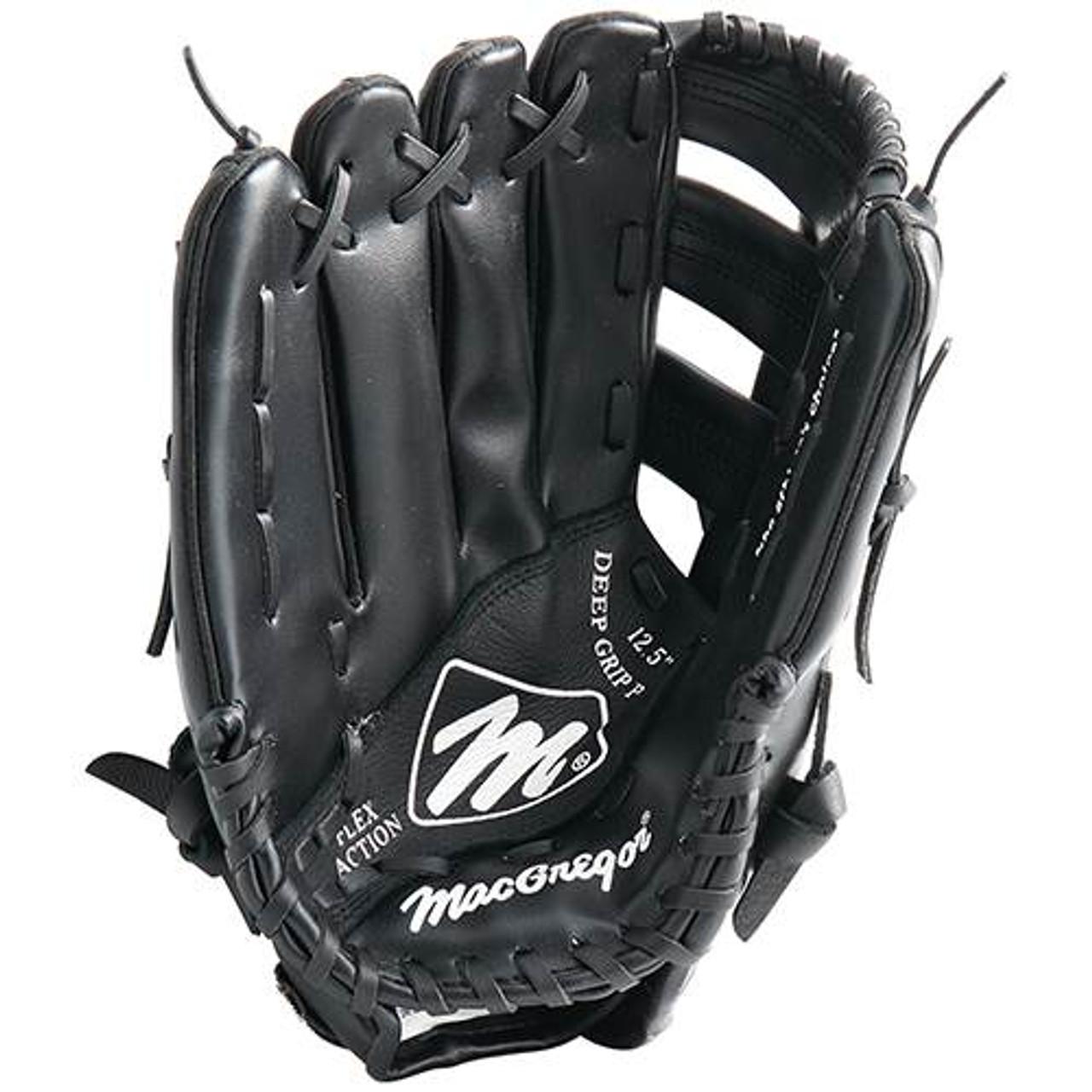 MacGregor Baseball 12-1/2'' Fielder's Glove LHT