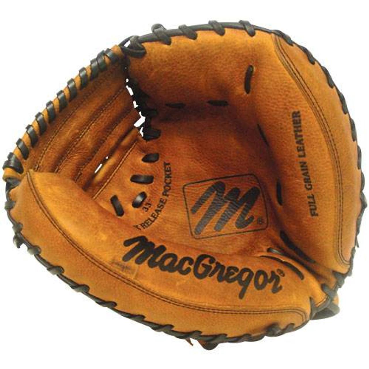 MAC Varsity Series Baseball Catchers Mitt RHT