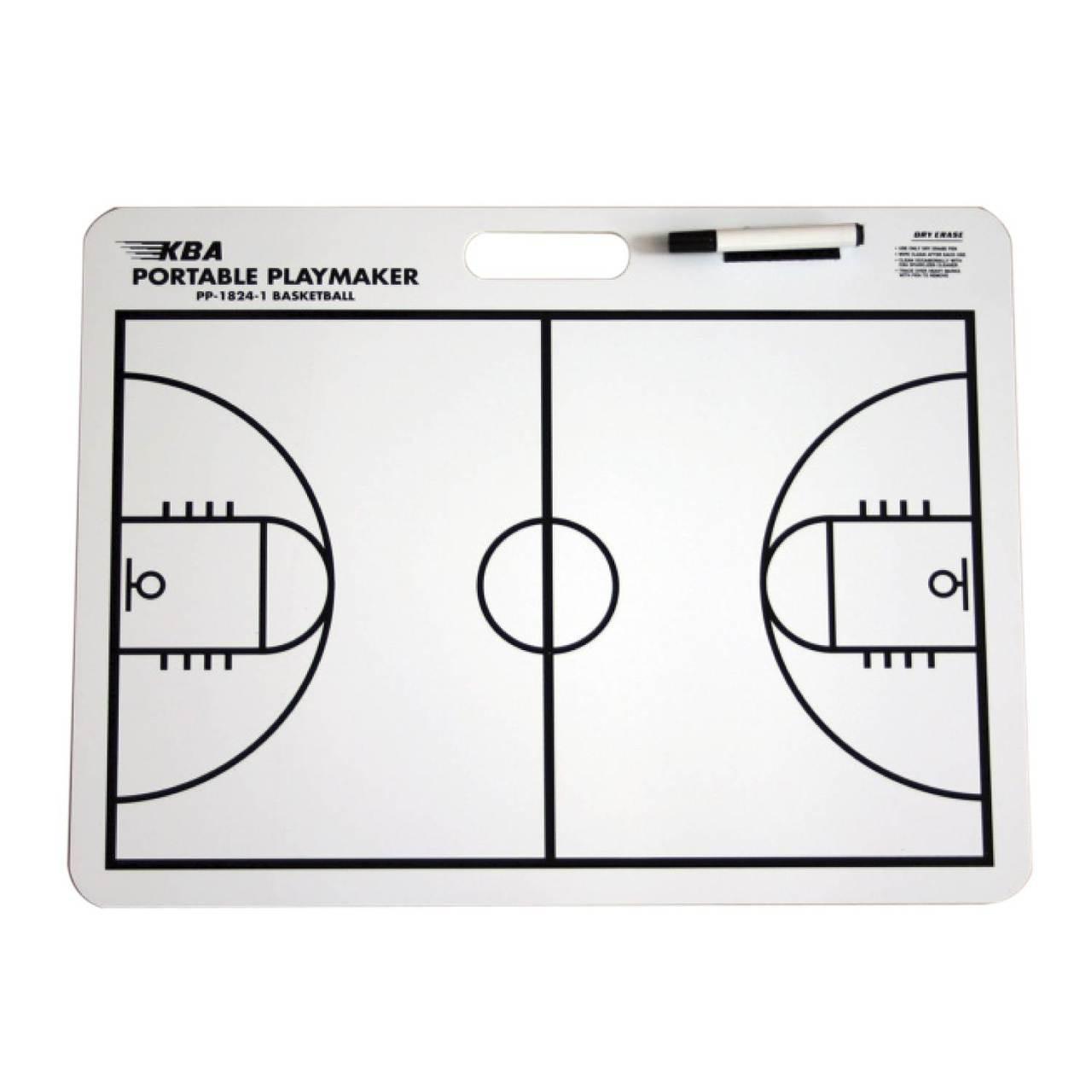 Portable Playmaker Basketball Board