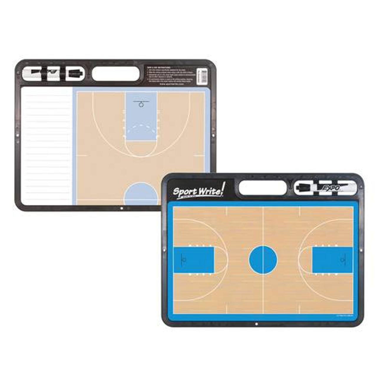 Sport Write Pro Basketball Dry-Erase Board