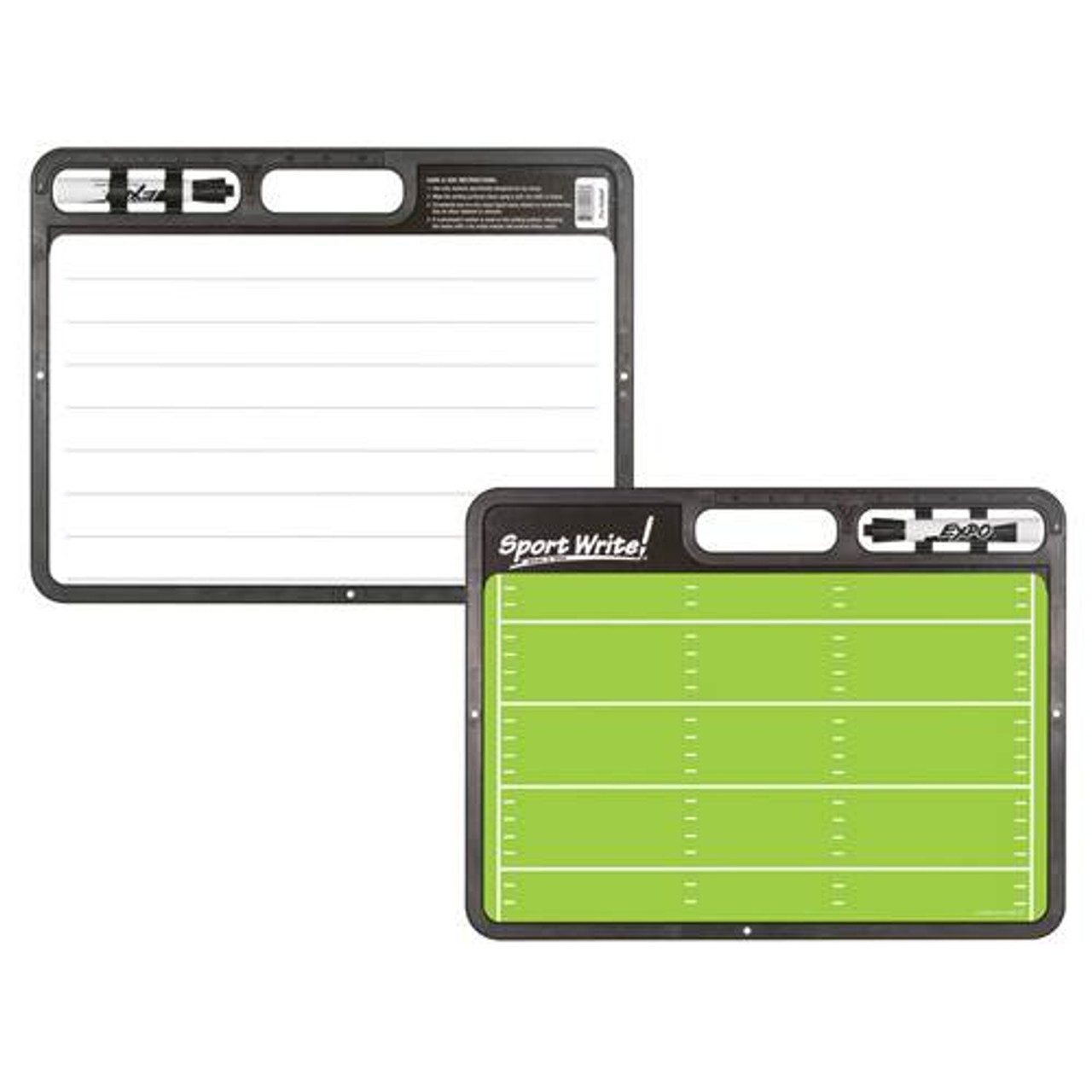 Sport Write Pro Football Dry-Erase Board
