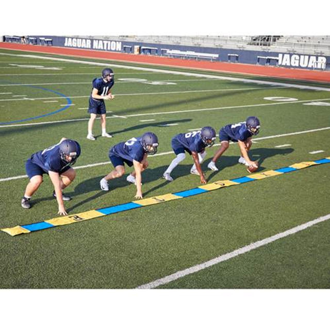 ProDown Adjustable Linemen Splits Marker for football