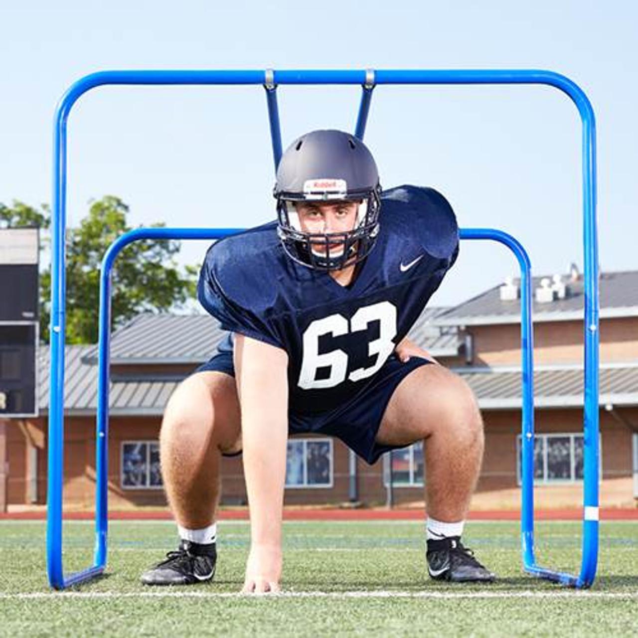 Varsity Lineman Chute football