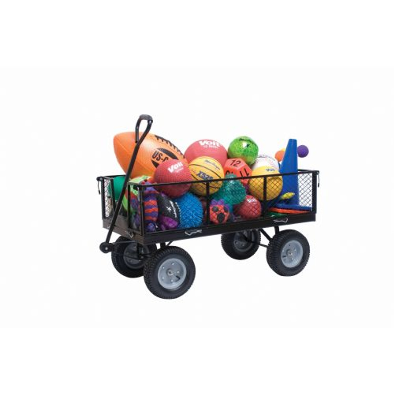 Multi-Purpose Equipment Wagon for football