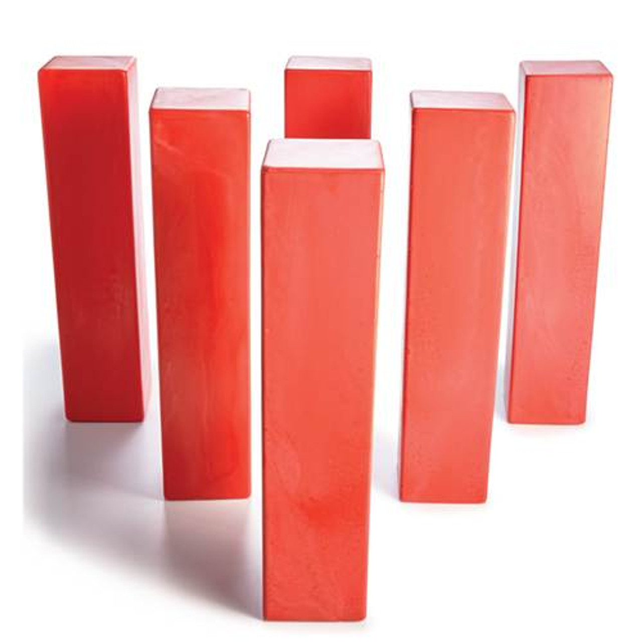 BSN Molded Football Foam Pylons - Set of 6