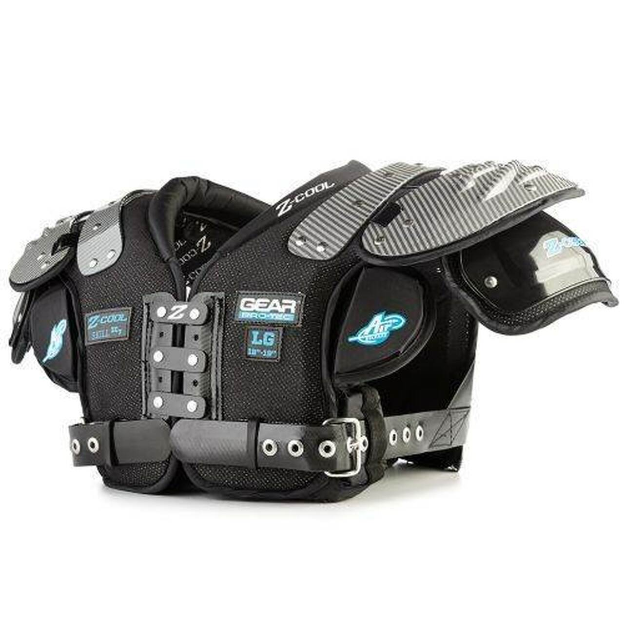 Gear Pro-Tec Z-Cool Football Skill Shoulder Pads