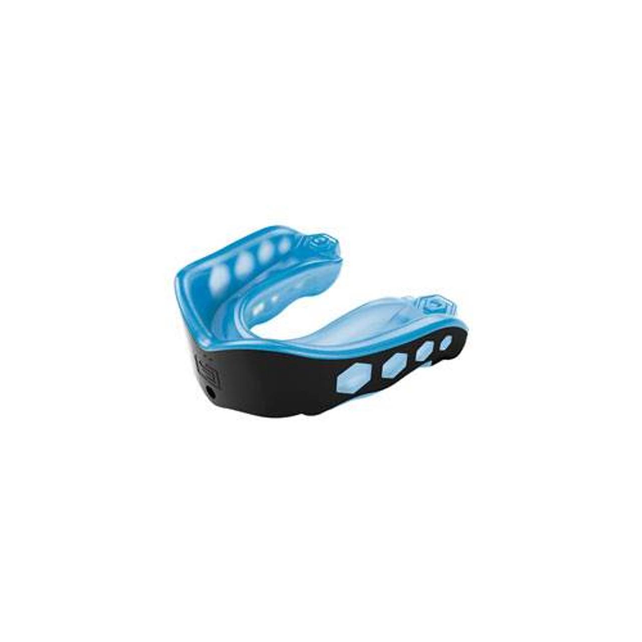 Gel Max Adult Conv Mouthguard-Blue/Bk 48