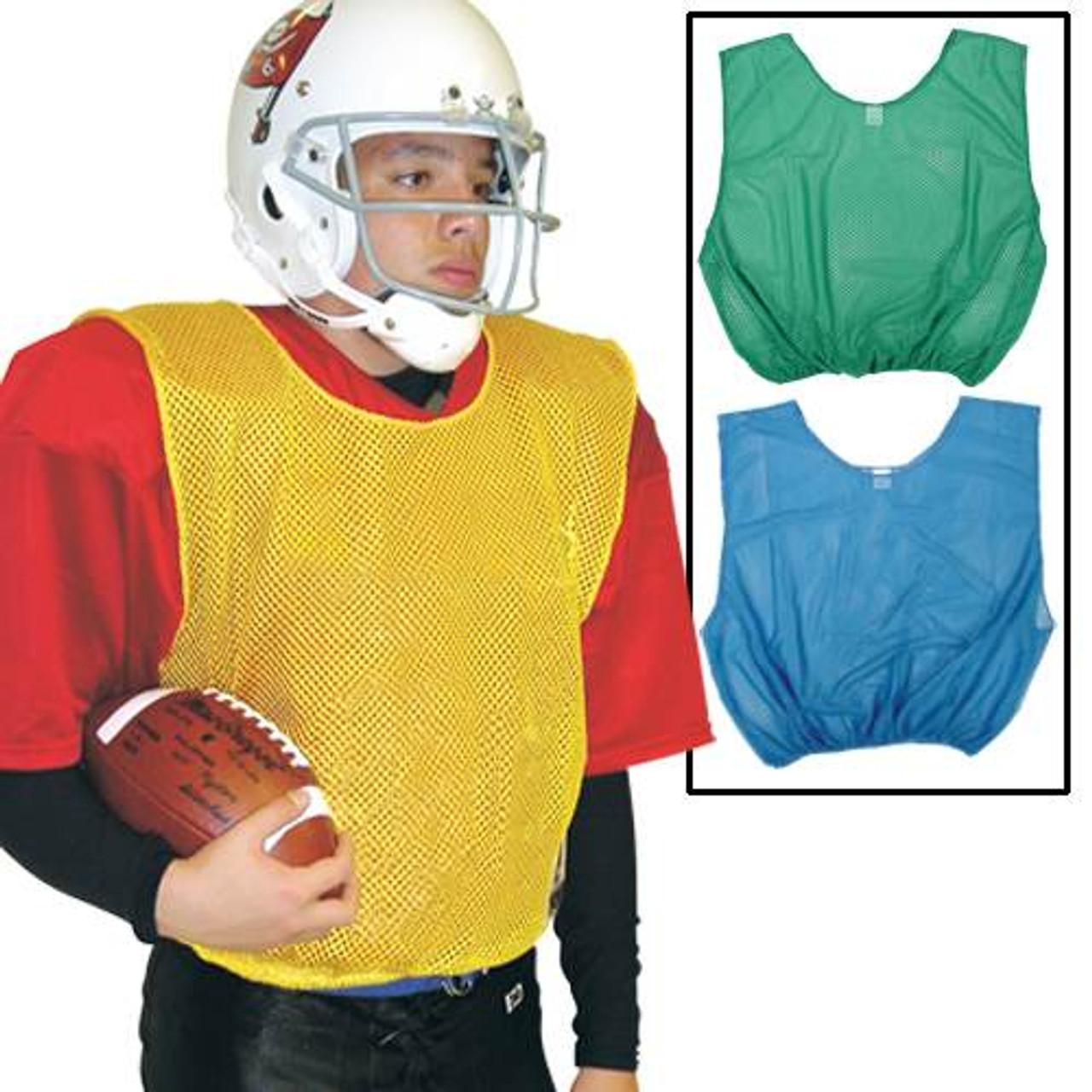 Pro Down Heavy-Duty Football Scrimmage Vest