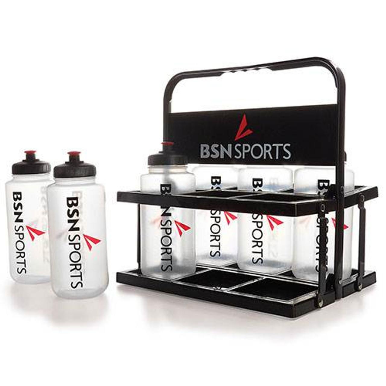 BSN SPORTS™ Foldable 6-Bottle (6 Qt.) Carrier