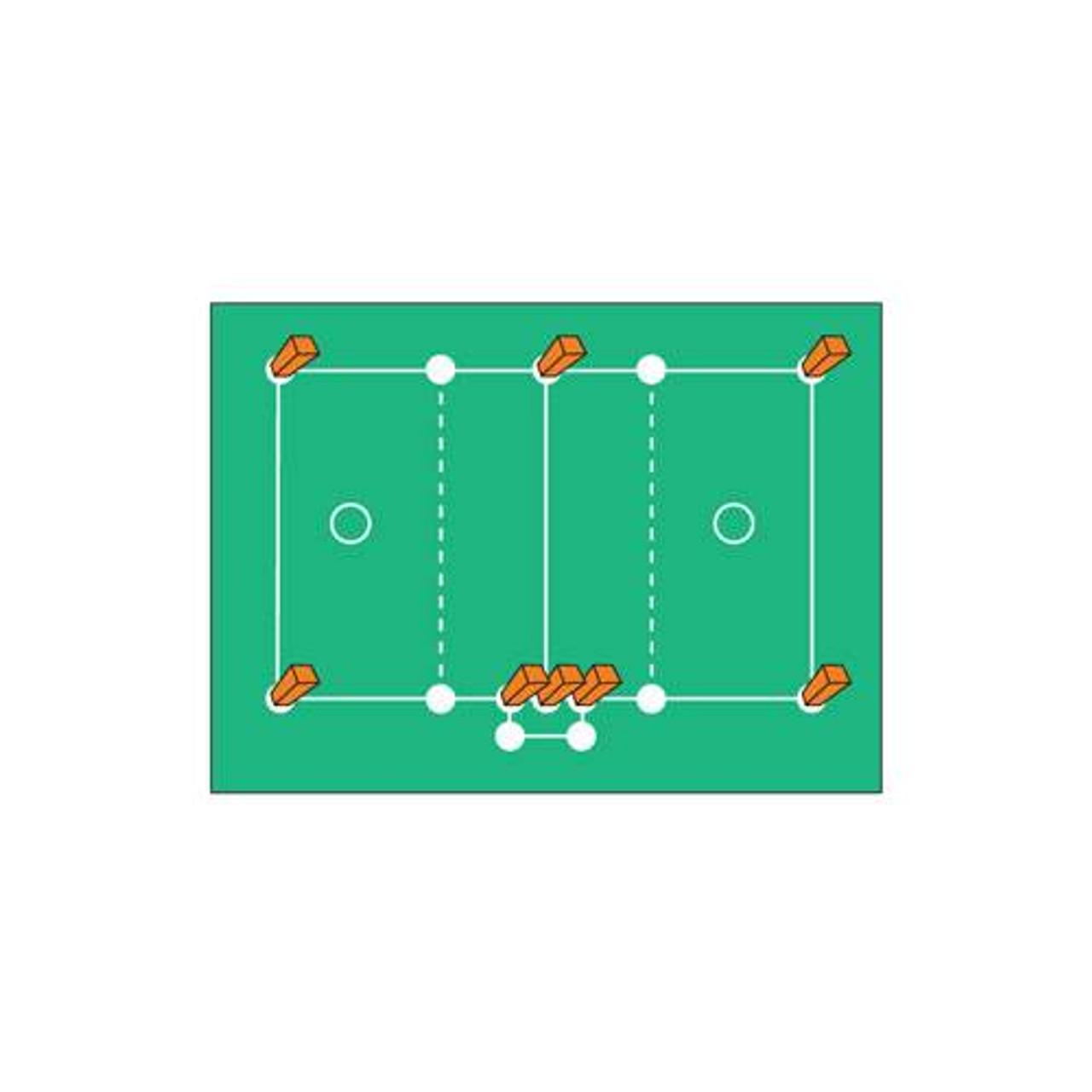 Lacrosse Field Marking Set