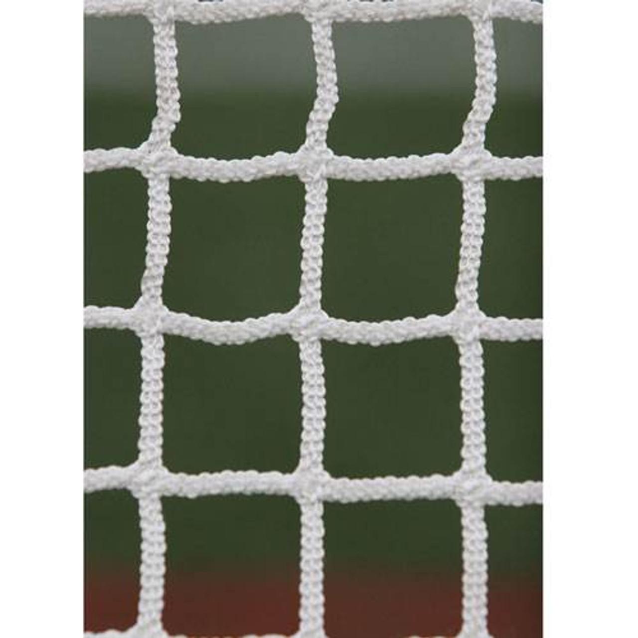 Pro Lacrosse Net 6mm - White