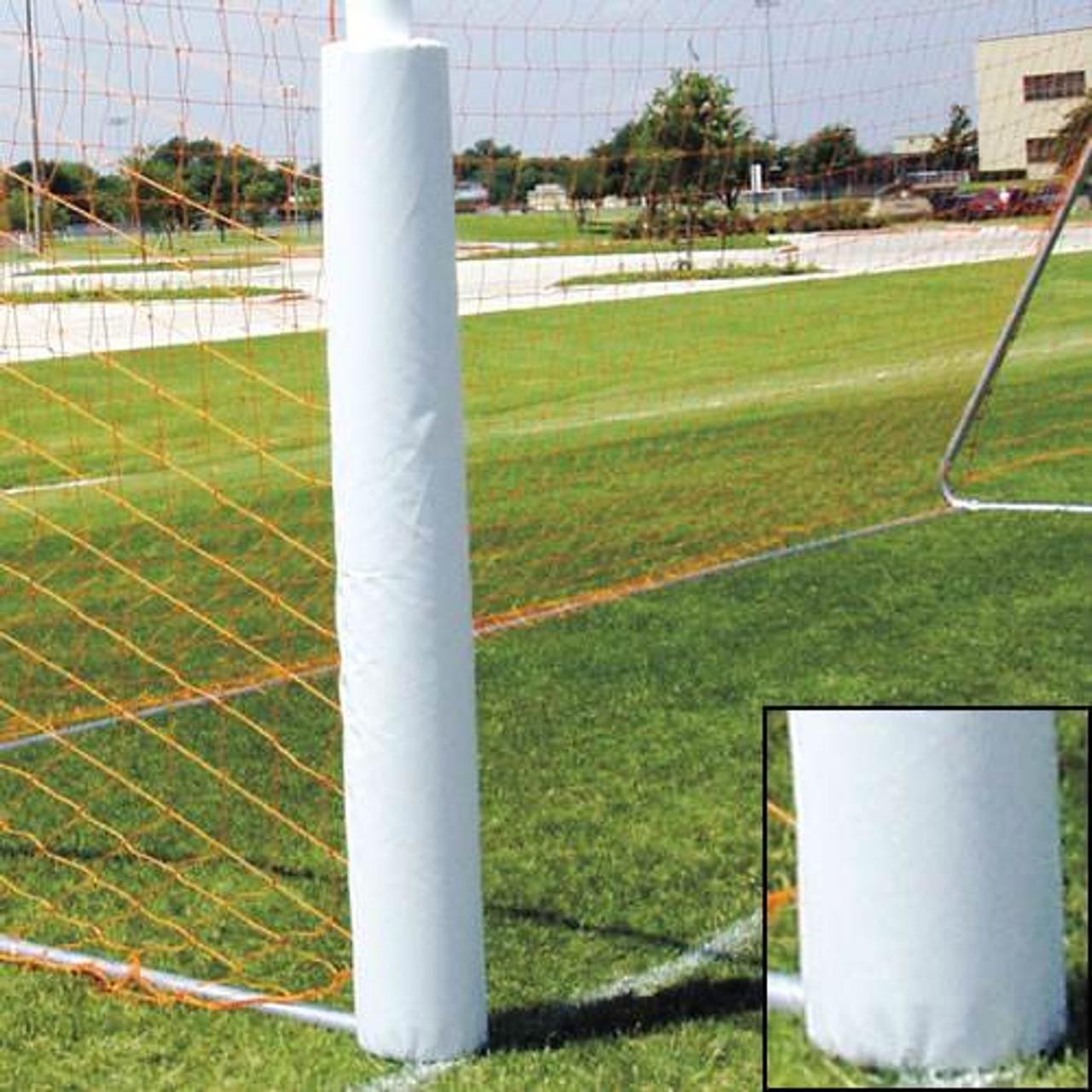 Soccer Goal Safety Padding (Pair) for soccer goals
