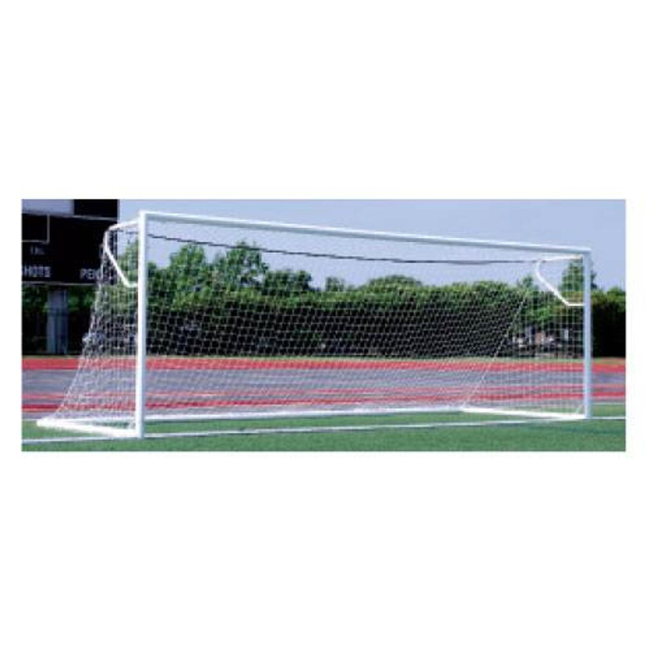 """Soccer Goals 4"""" Euro Alumagoal"""
