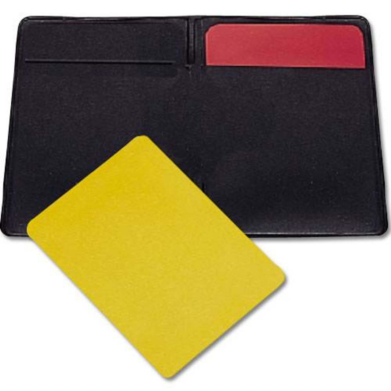 Warning Cards and Wallet