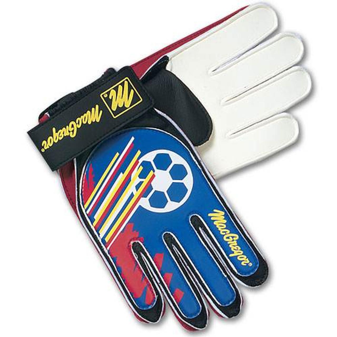 MacGregor Soccer Goalie Gloves - Adult