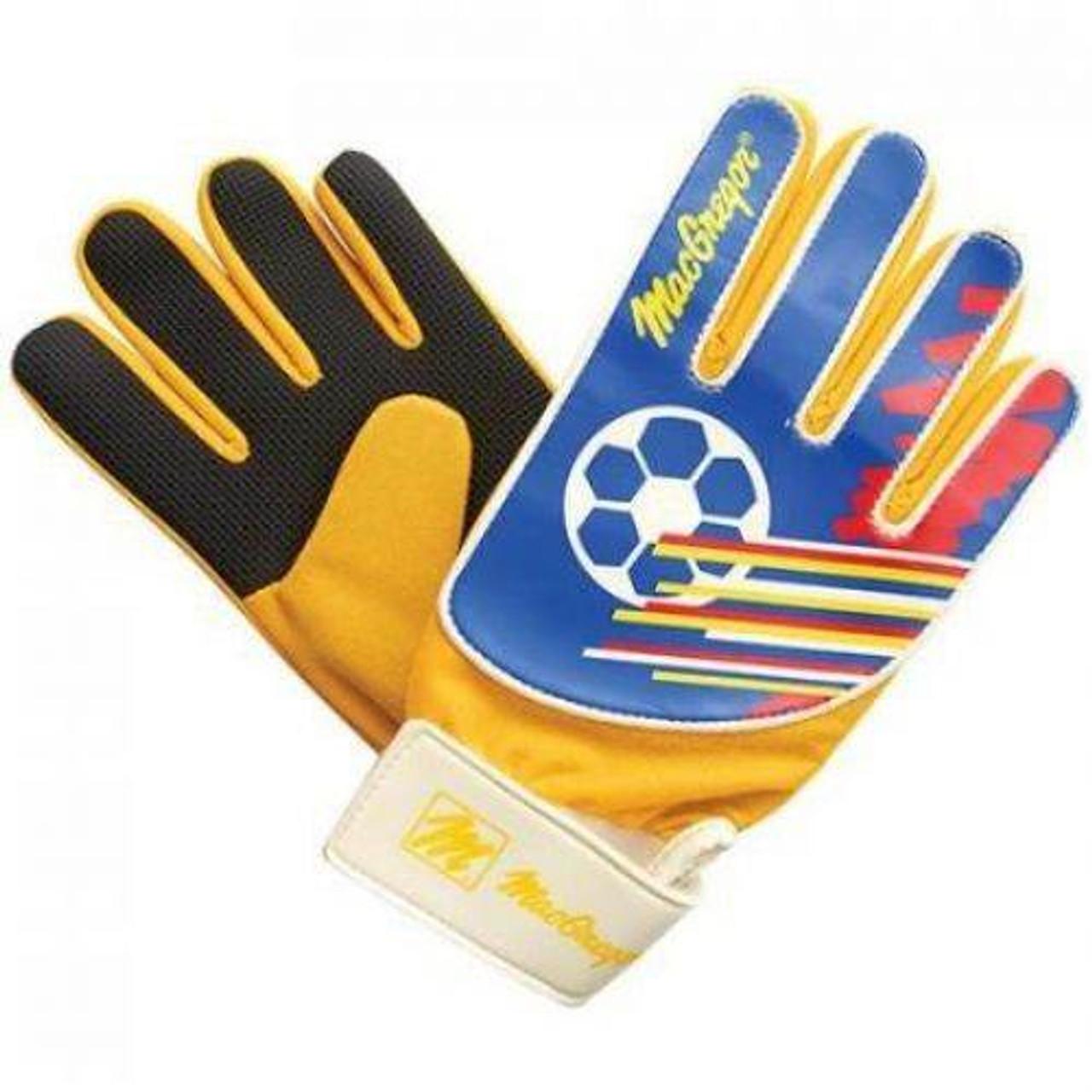 MacGregor Soccer Goalie Gloves - Youth