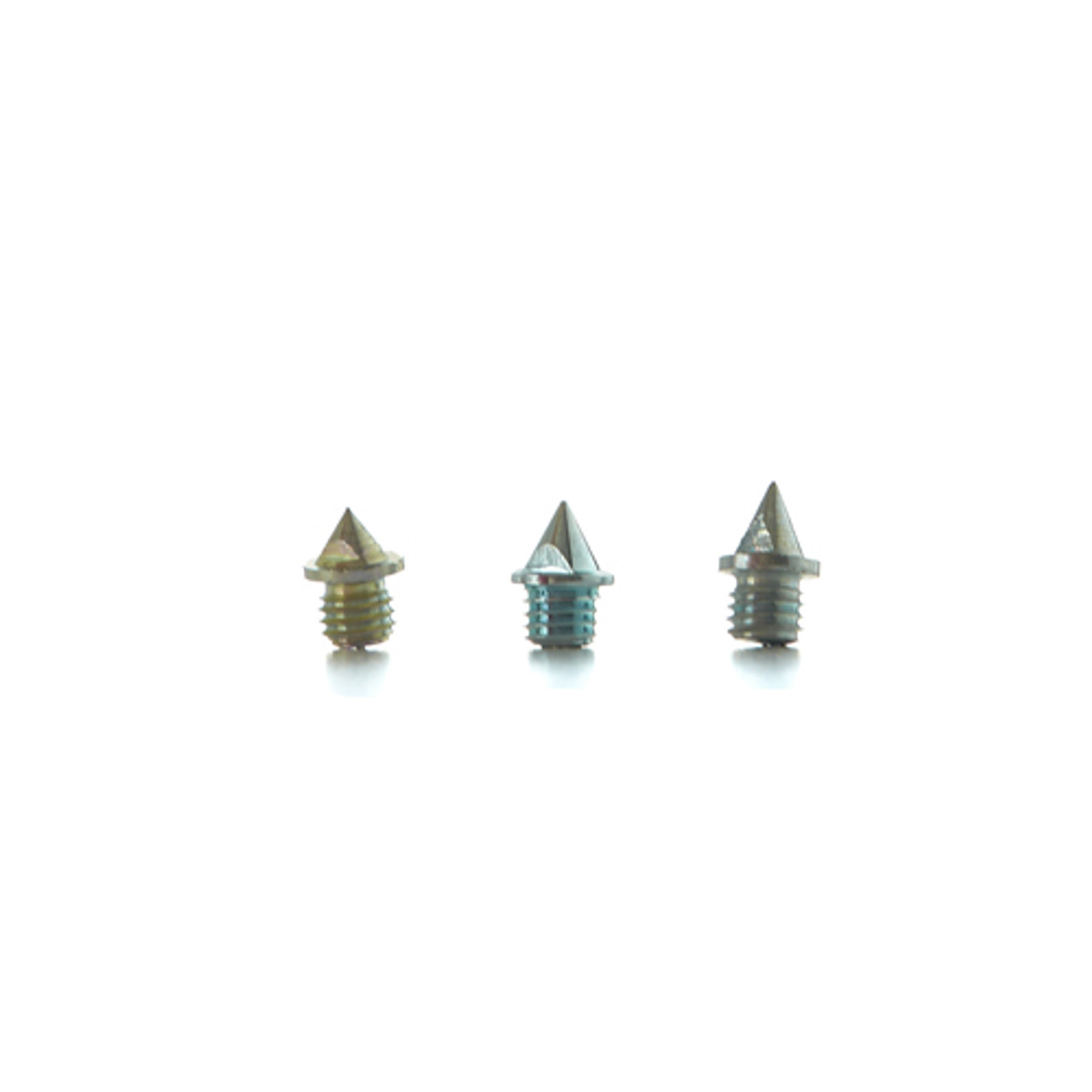 """1/8"""" Pyramid Spikes-Bag of 100"""