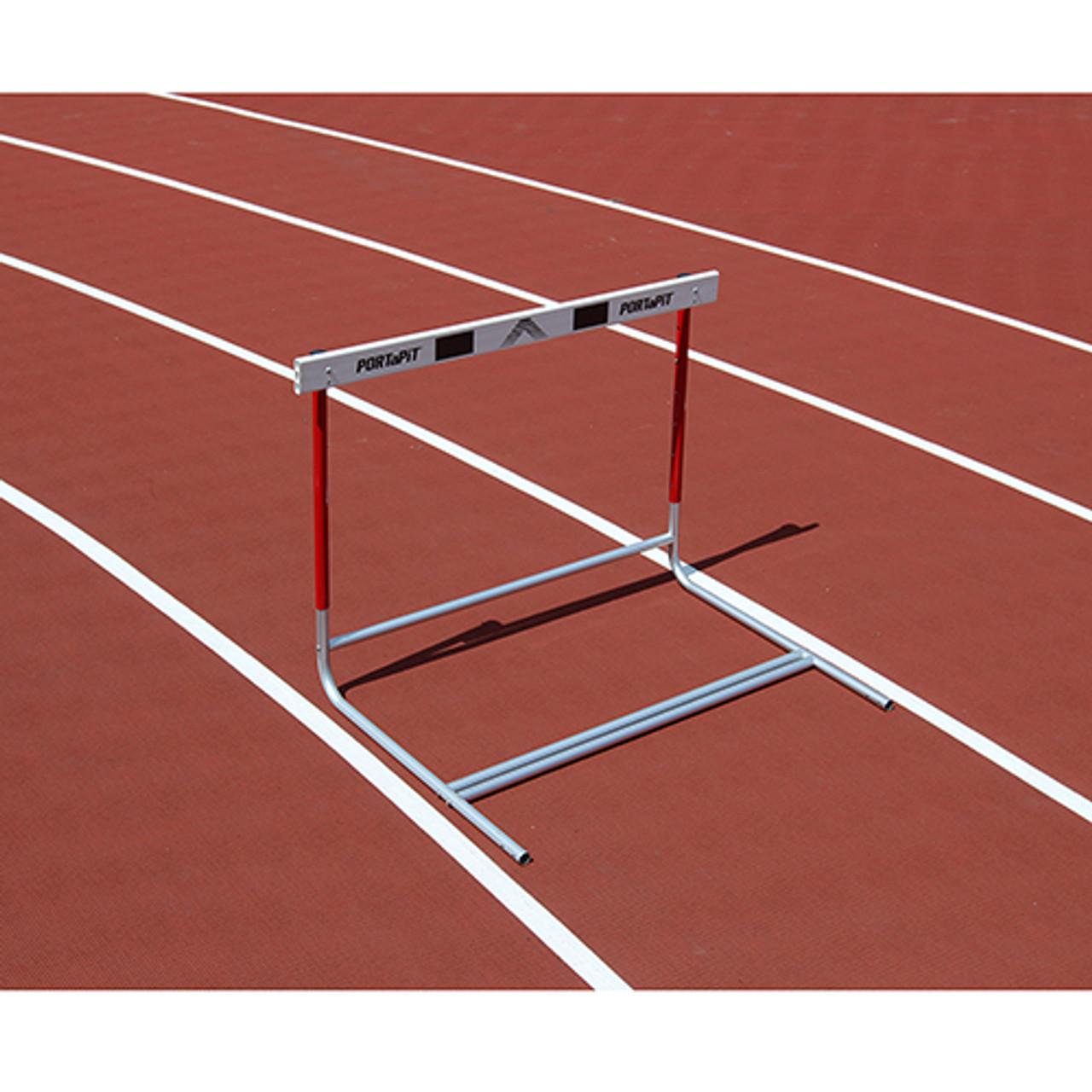 High School Alum Hurdle for track