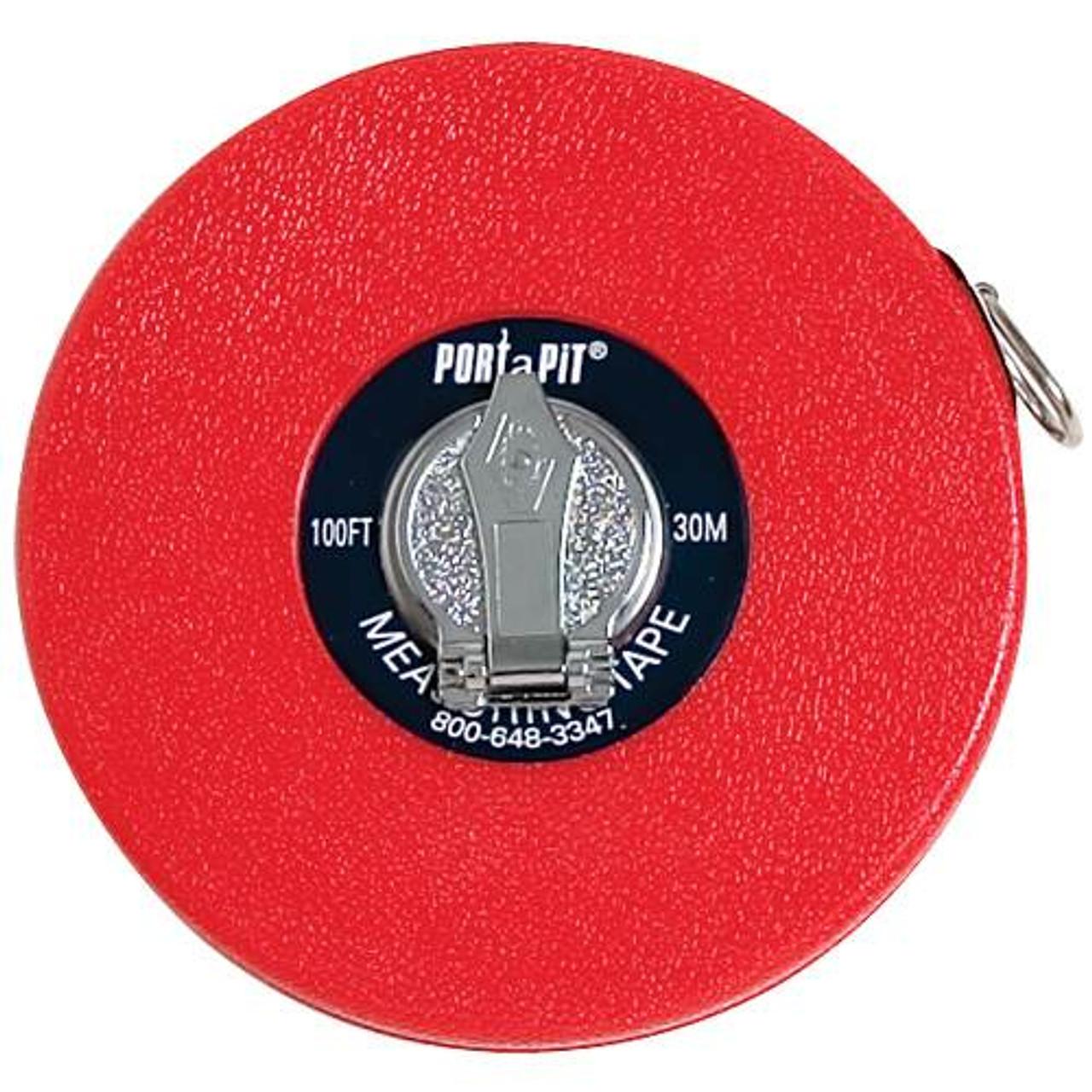 Fiberglass Measuring Tape-100'