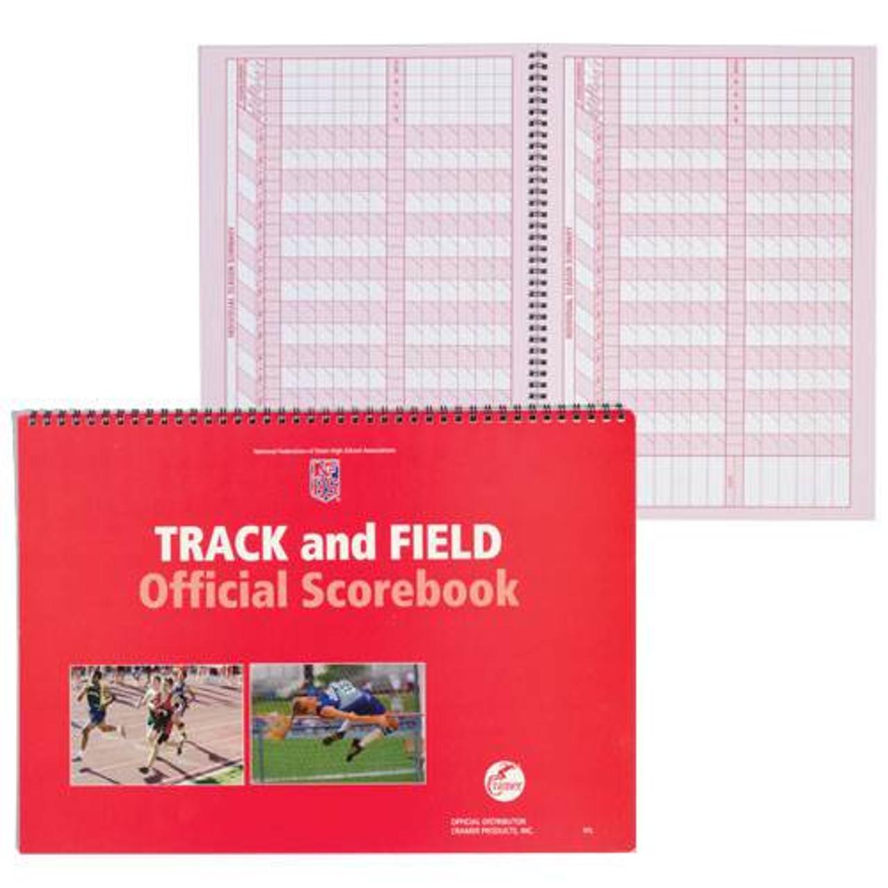 Cramer Track/Field Scorebook