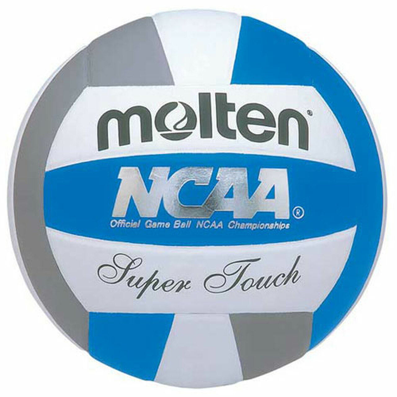 Molten NCAA Super Touch Official-Size Indoor Volleyball