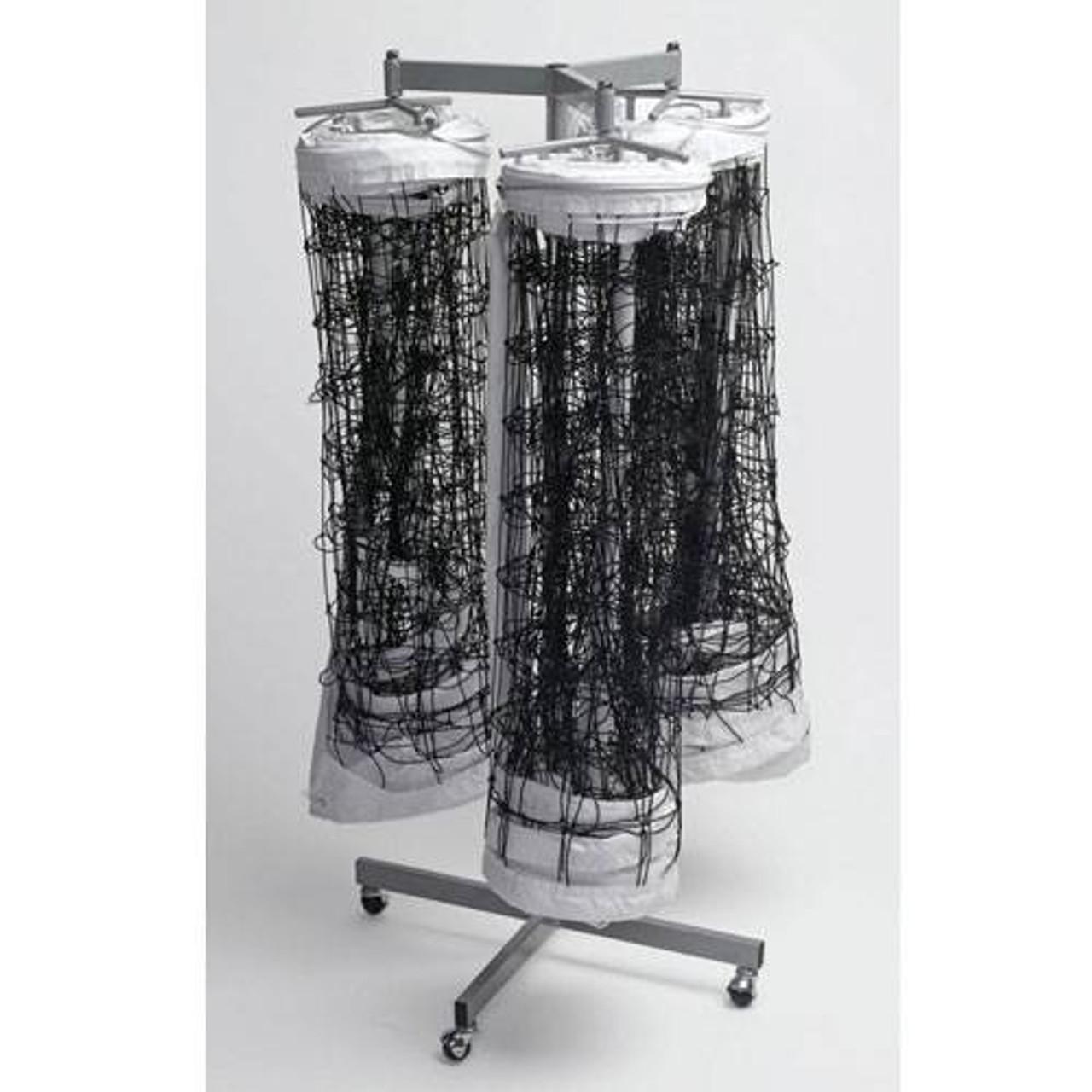 Volleyball Net Storage System