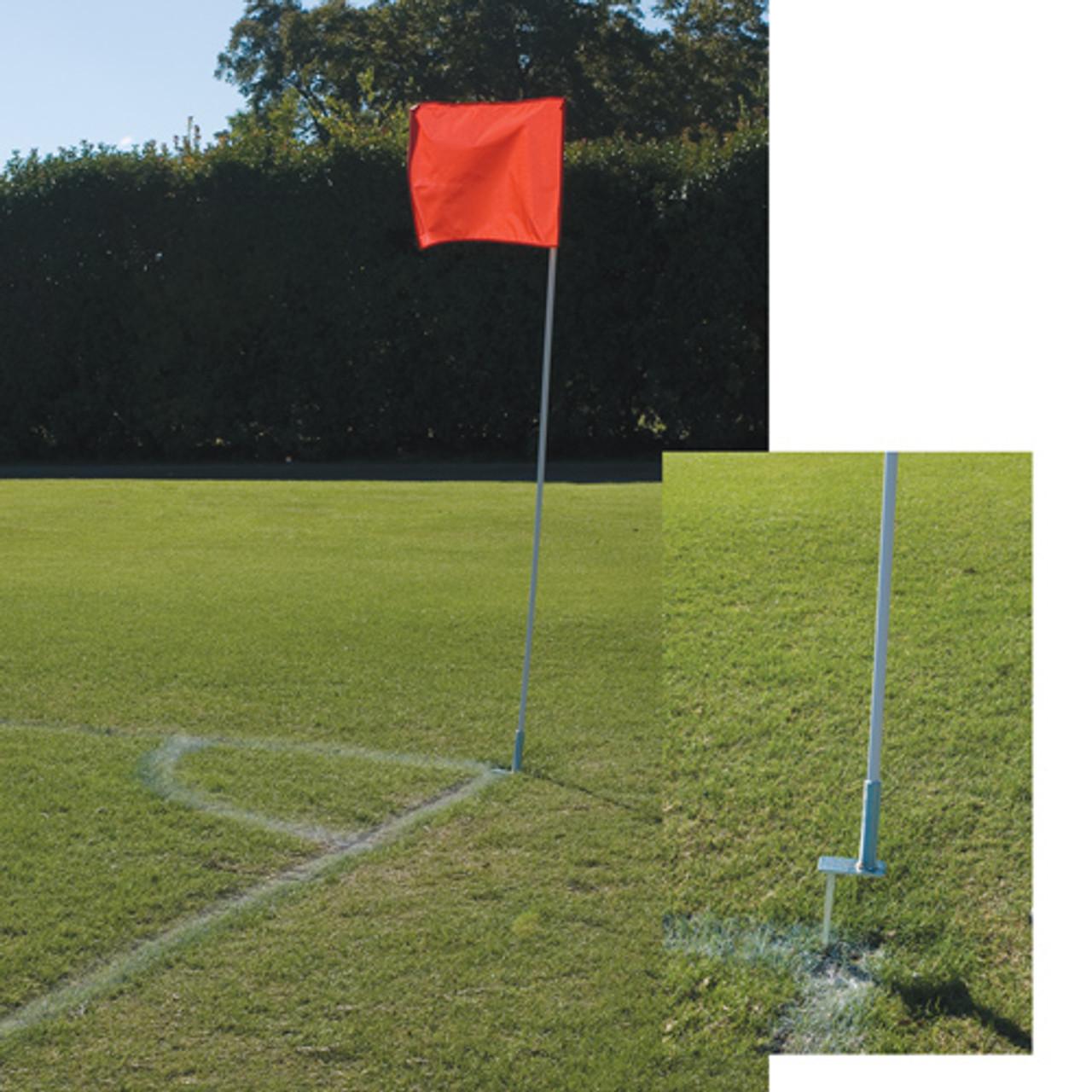 Flexible Soccer Corner Flags (set of four)