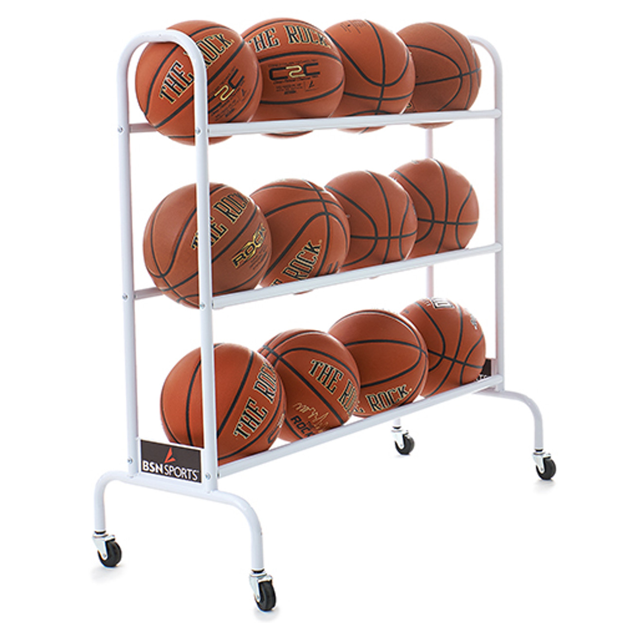 wide body ball cart 12