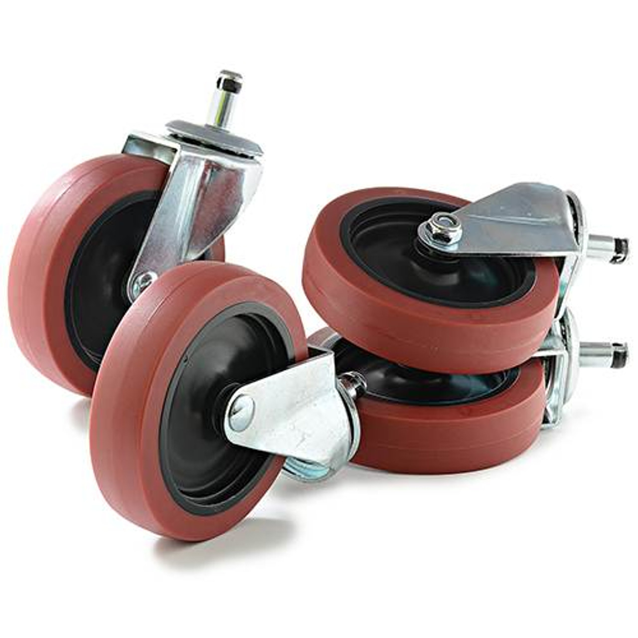 Zoomer Scooterz Casters Set of 4