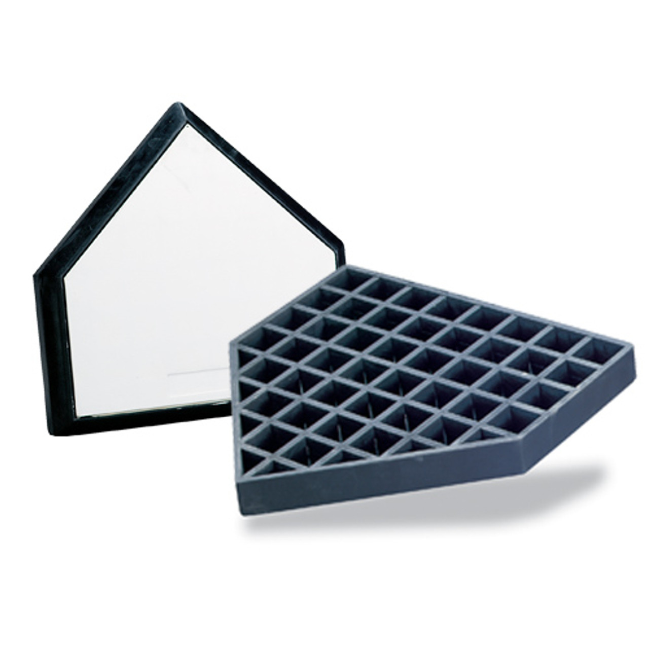 Baseball Waffle style in-ground home plate