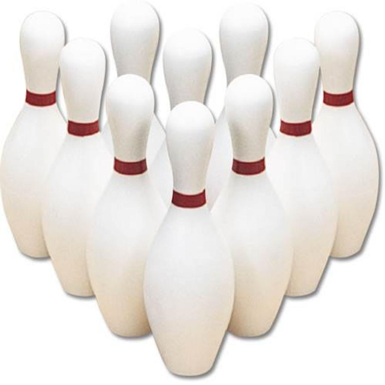 Lightweight Bowling Pins - Set of 10