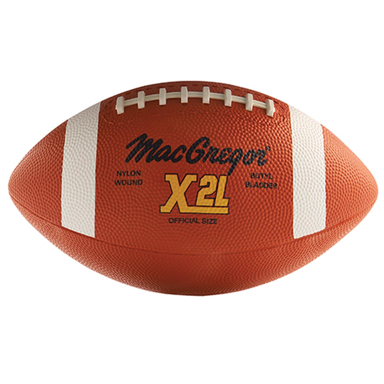 MacGregor Rubber Football