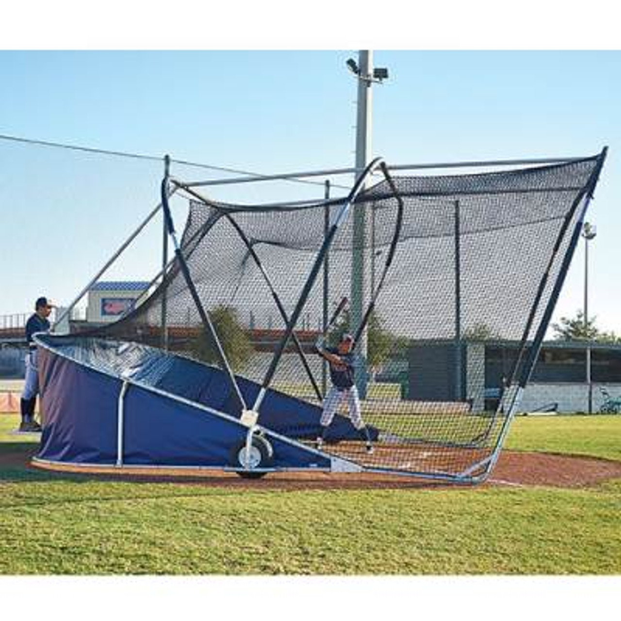 BIG BUBBA Elite Batting Cage5