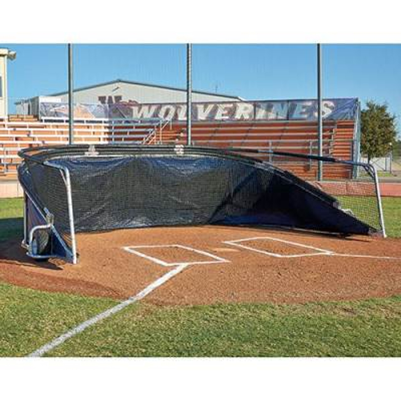 BIG BUBBA Elite Batting Cage6