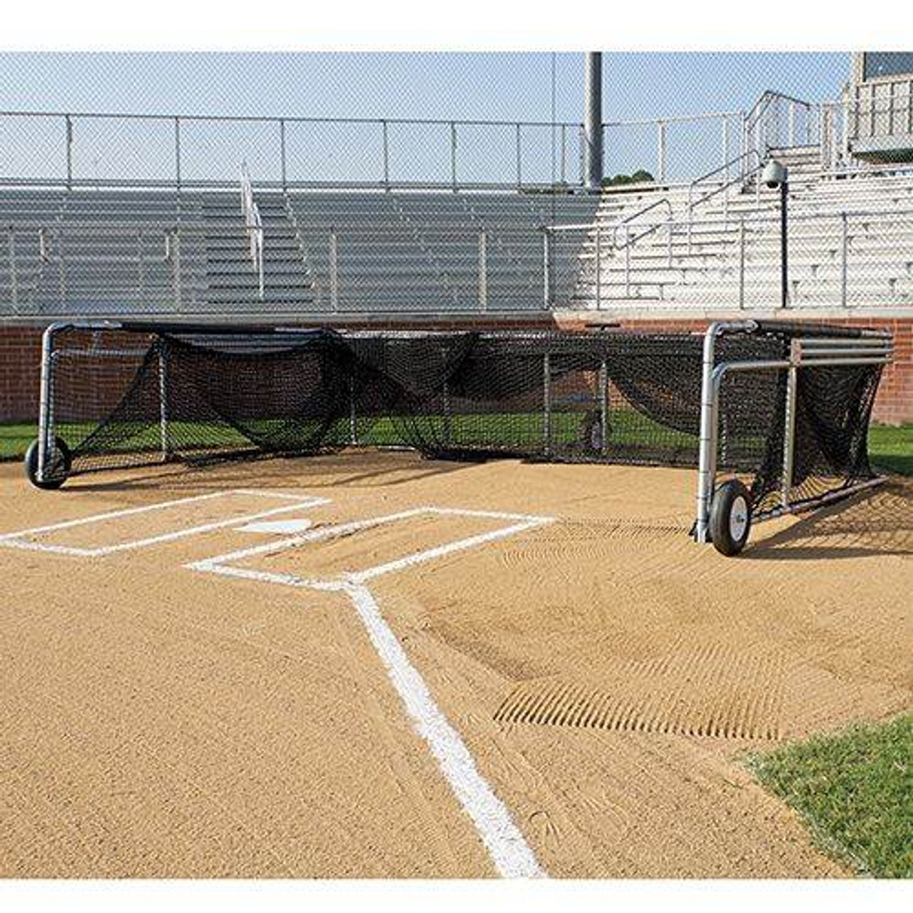 Foldable, Portable Batting Cage2