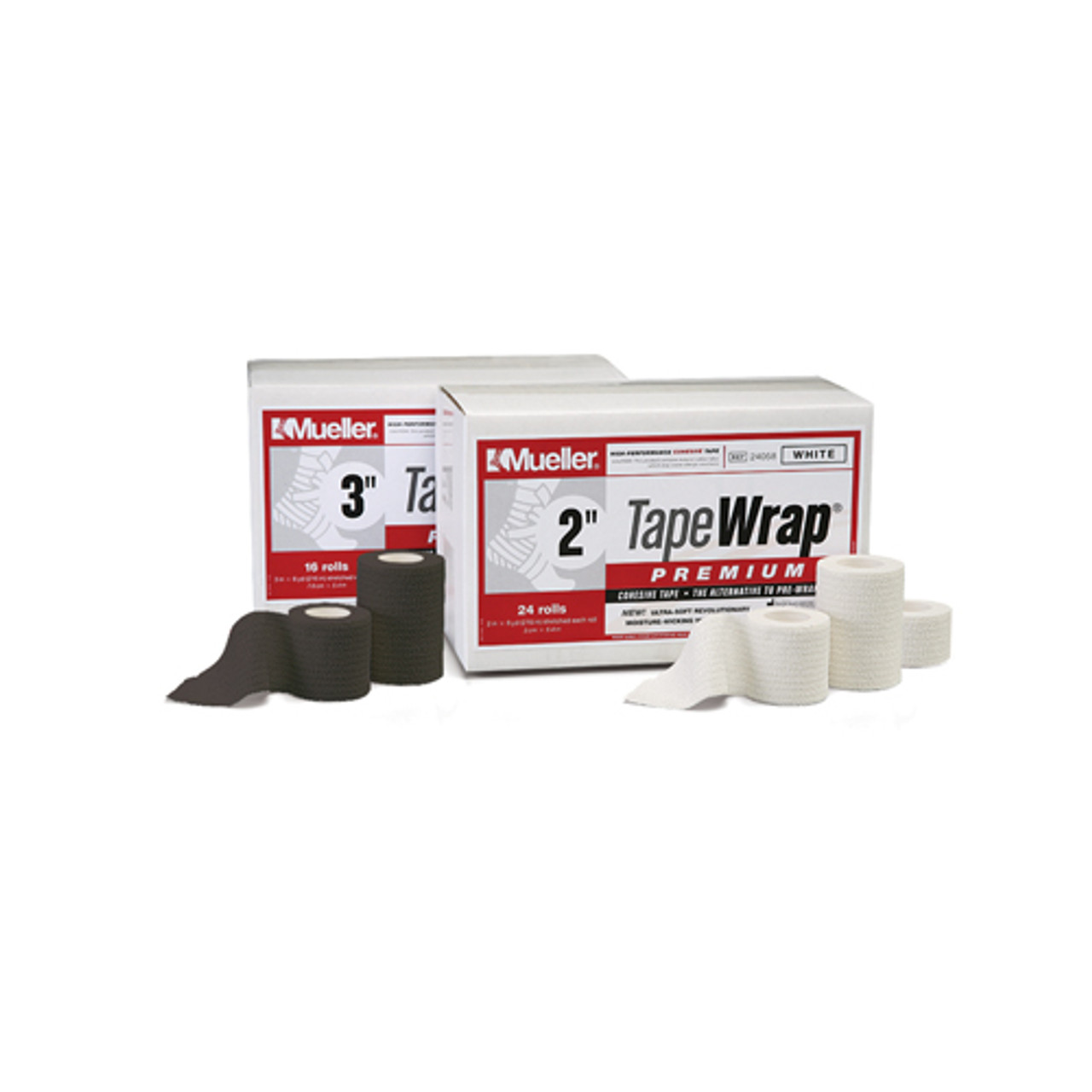 Mueller Athletic Tape Wrap Premium