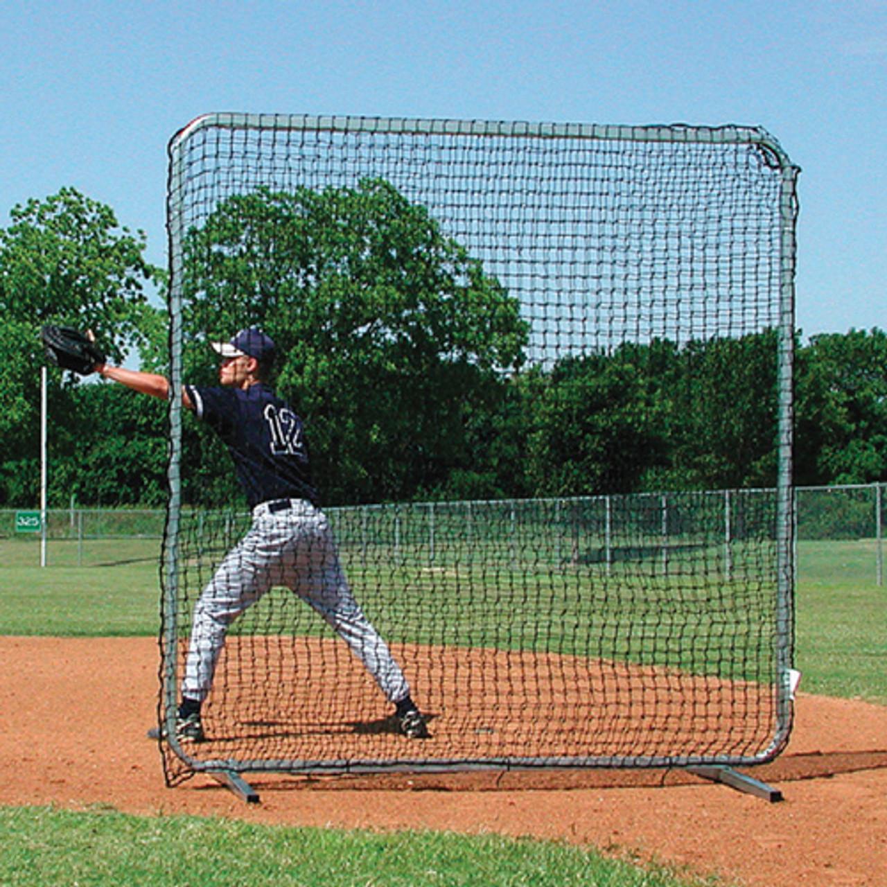 Baseball Collegiate First base / fungo protector screen