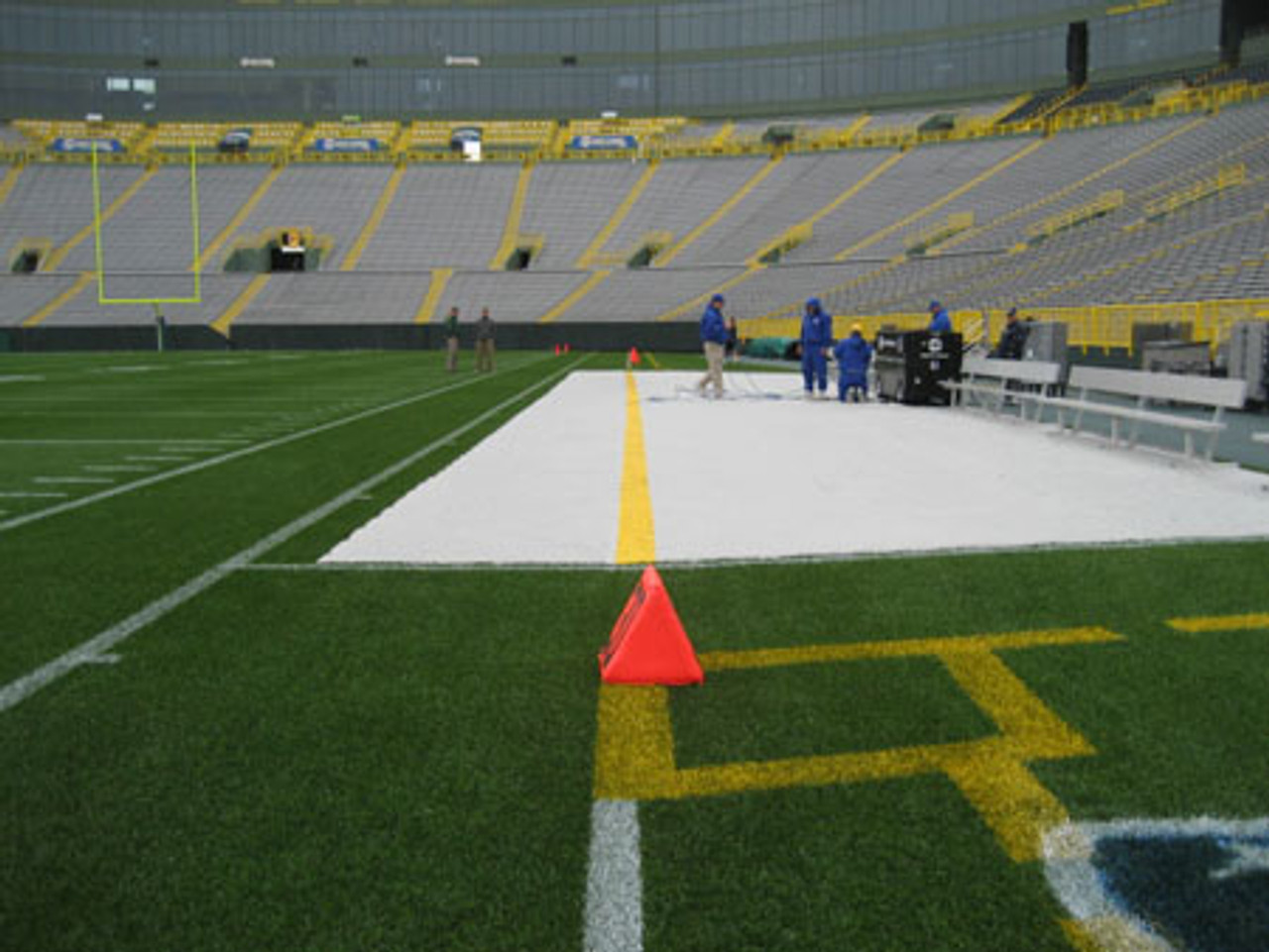 Bench Zone Sideline Turf Protector12