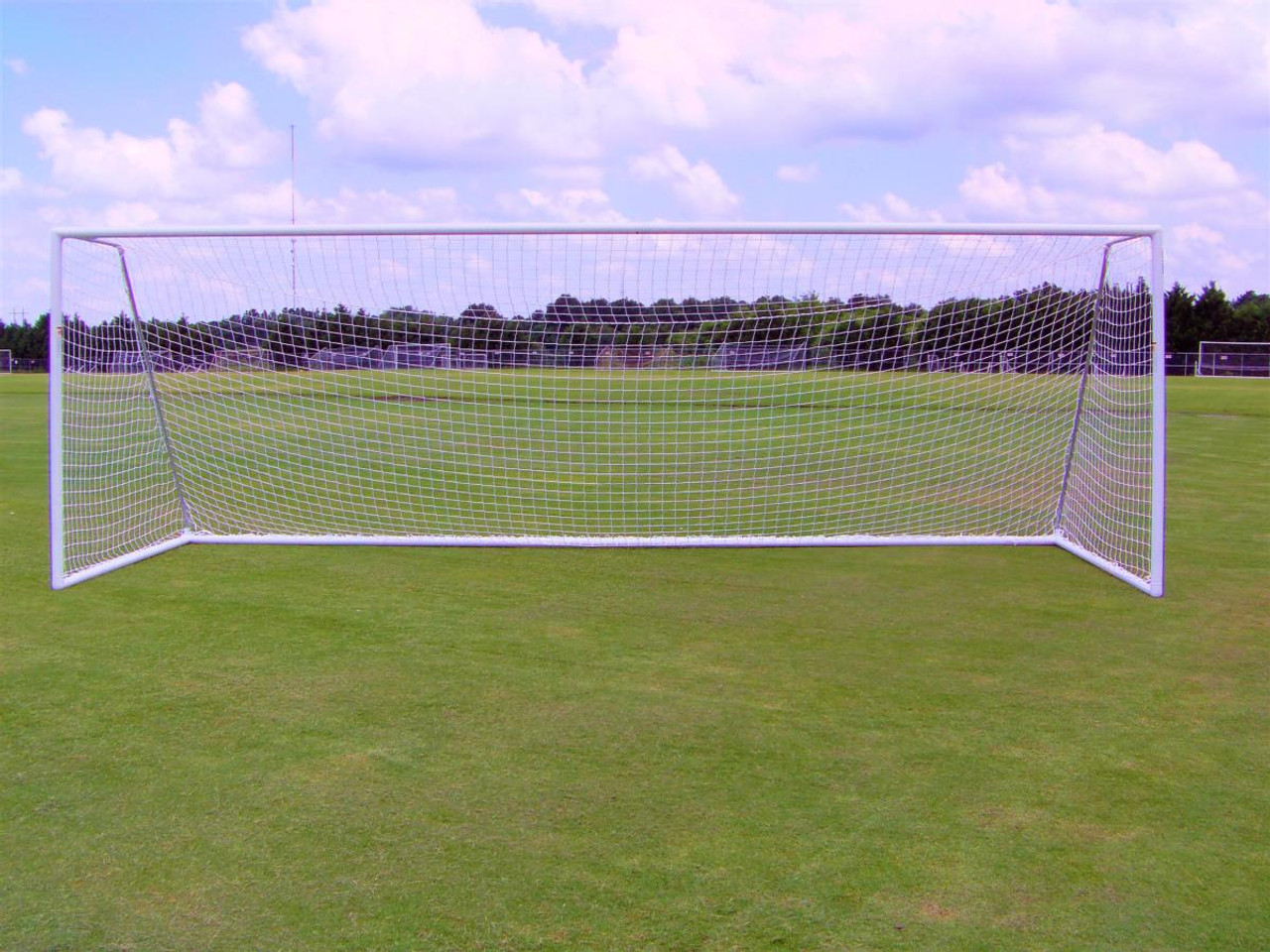 Pevo soccer goals 8' x 24' park series