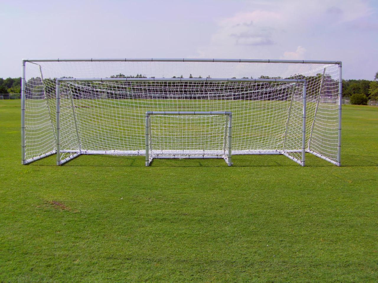 Pevo Soccer goals 8' x 24'_5