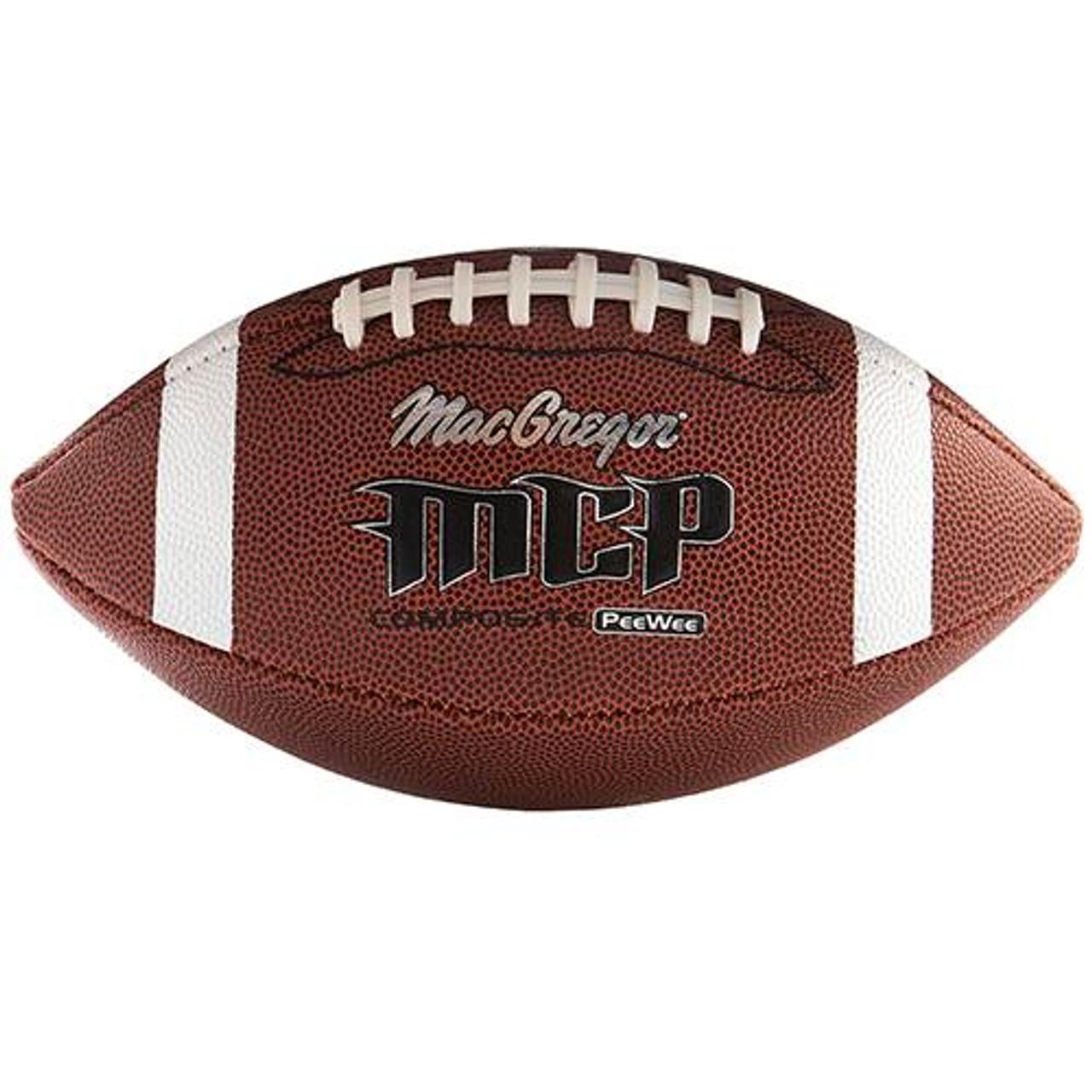 MacGregor MC Composite Football - PeeWee, 6-9