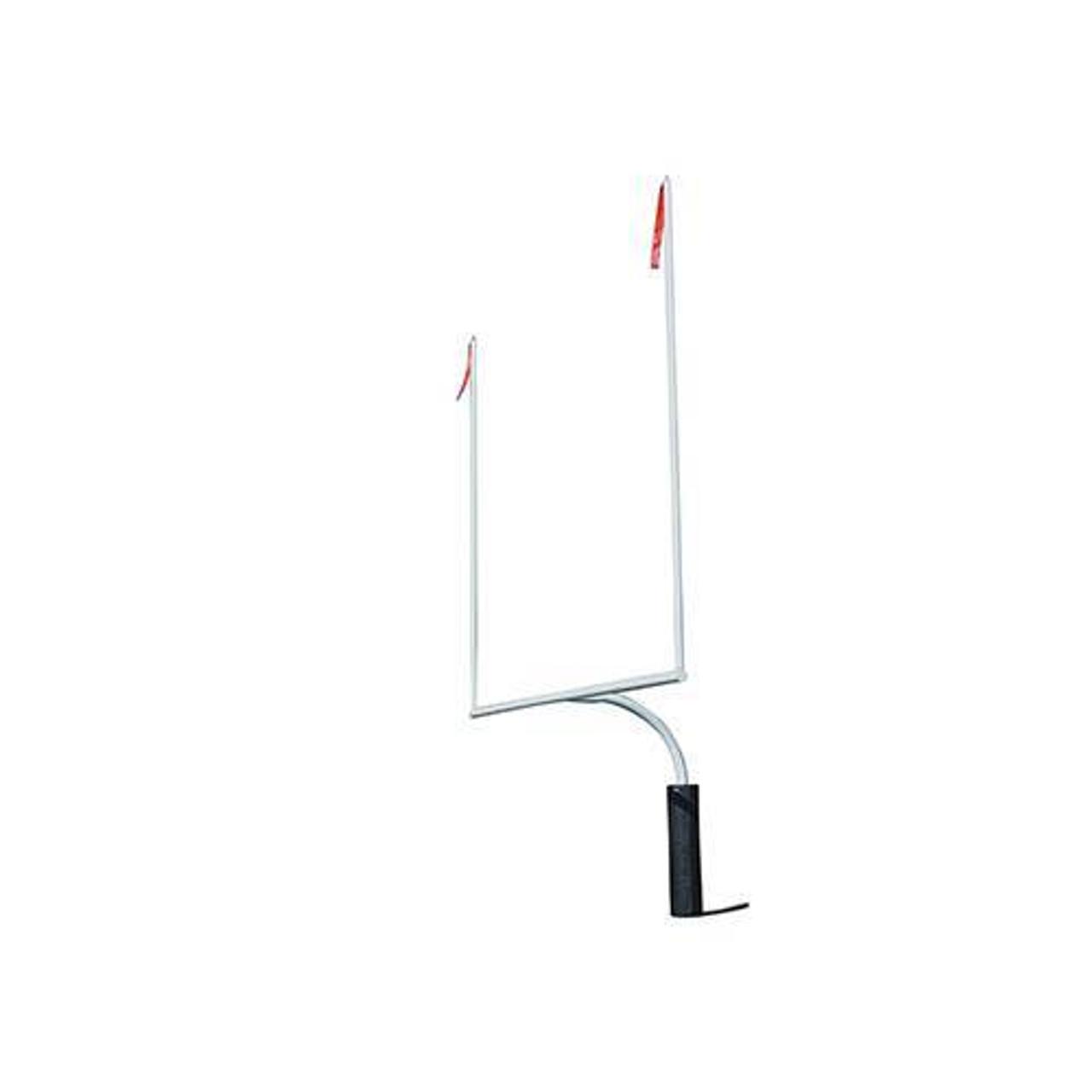 Gooseneck Football Goal Post Ground Sleeves