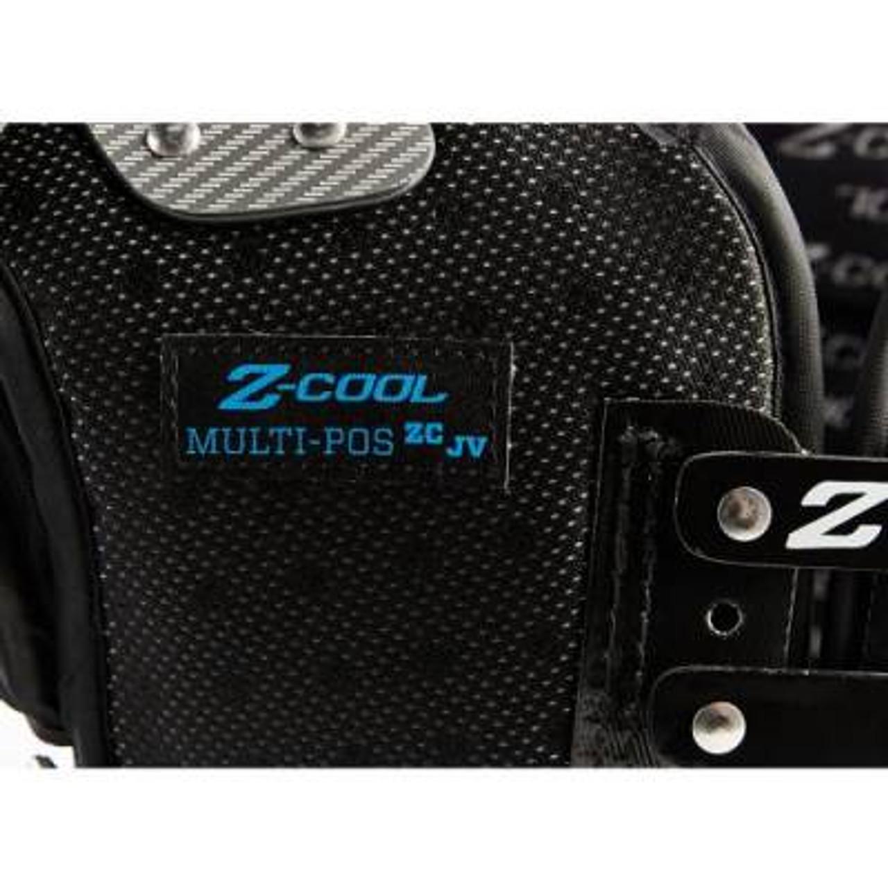 Gear Pro-Tec Adult Z-Cool DL/TE/DE Shoulder Pads-5